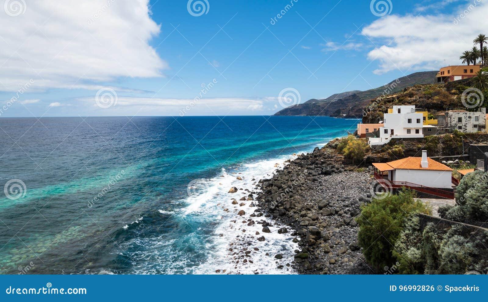 Ακτή του Λα Palma