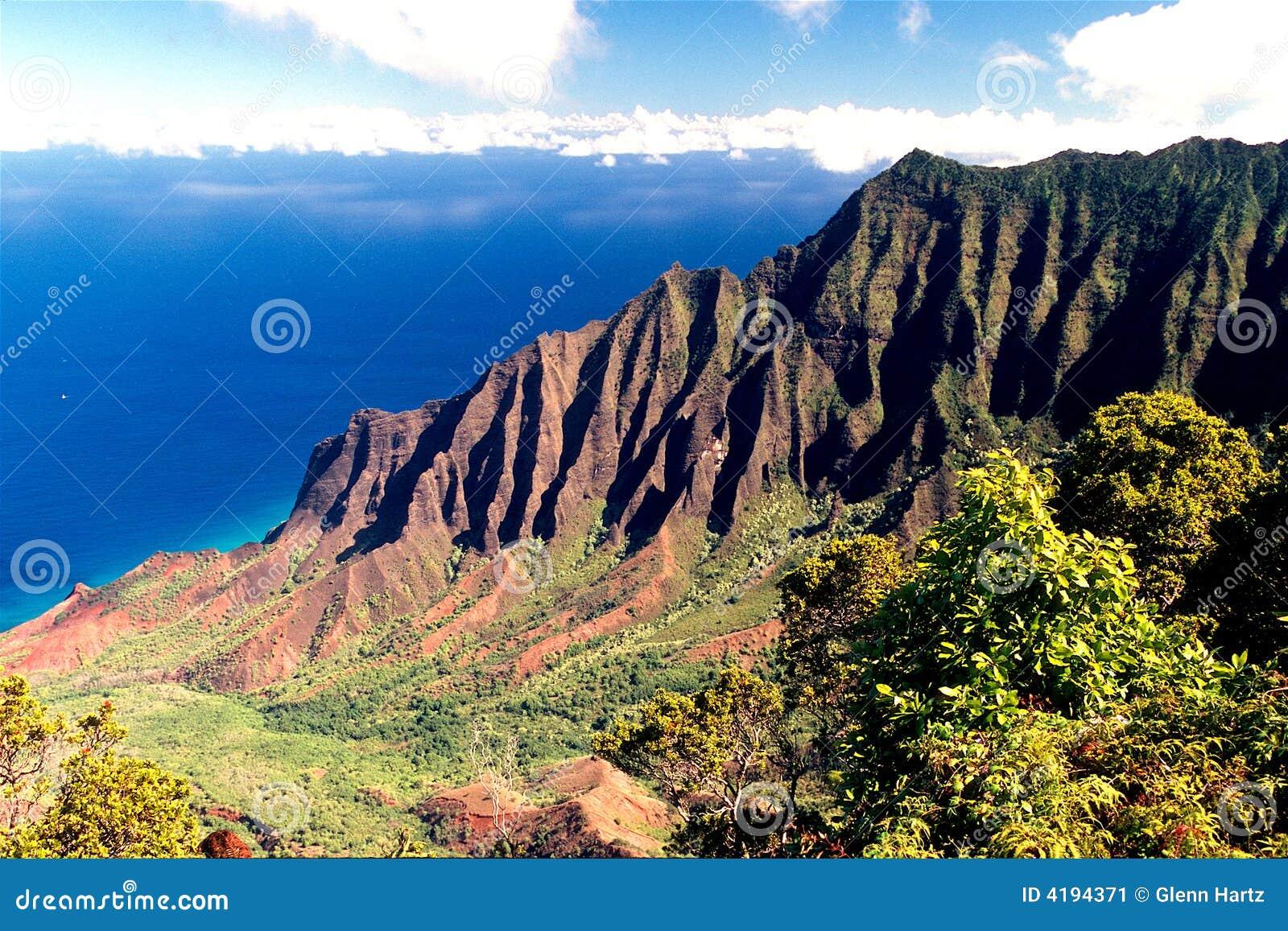 ακτή Χαβάη kauai