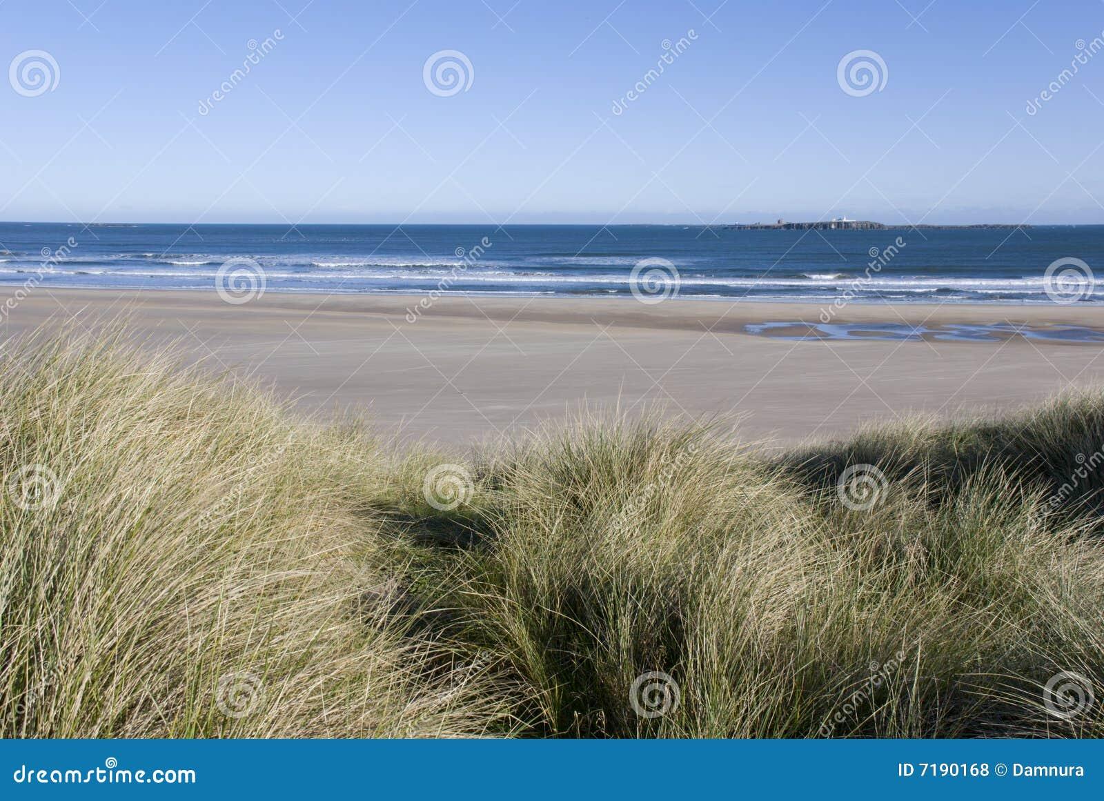 ακτή Northumberland