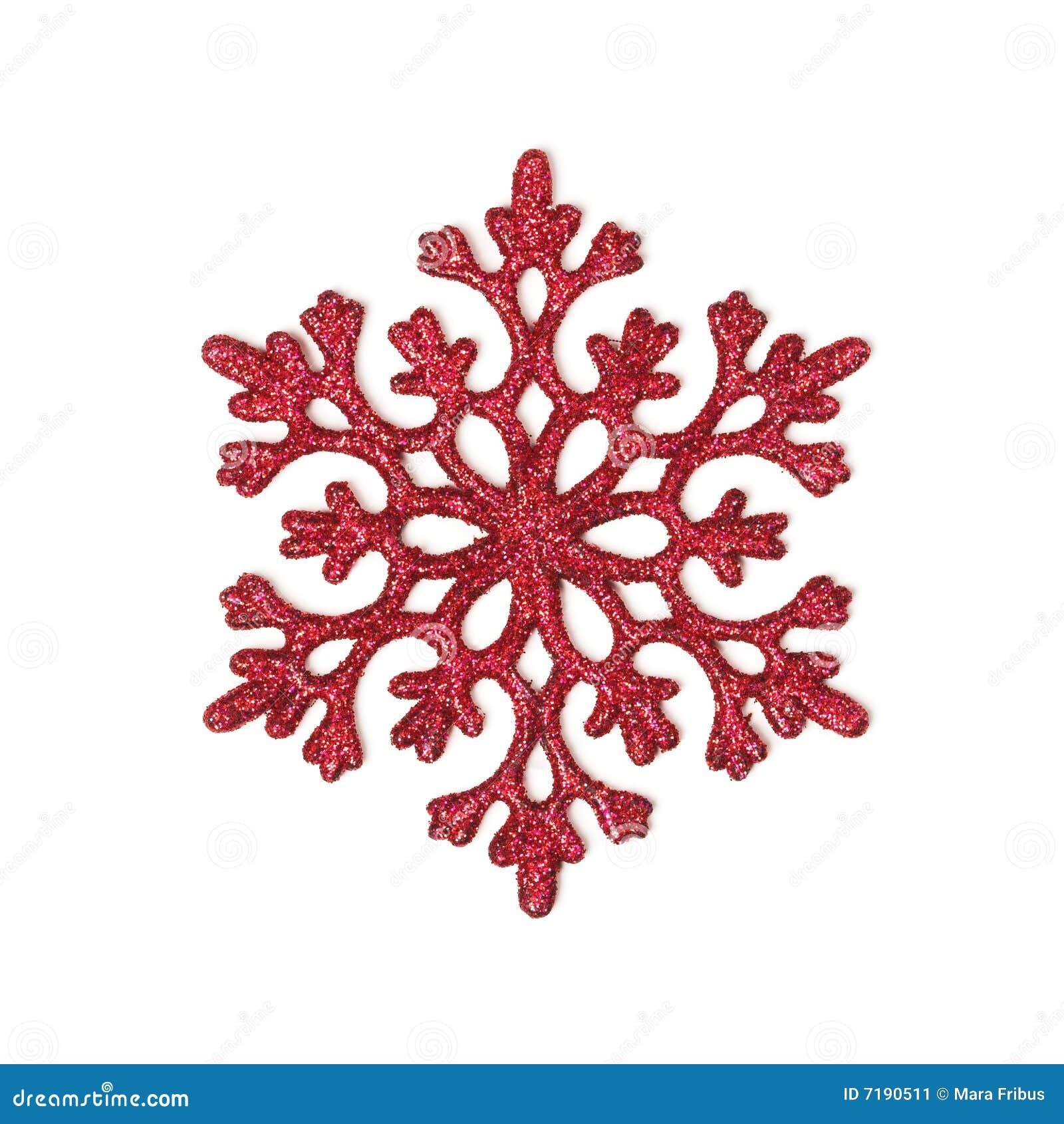 ακτινοβολήστε κόκκινο snow