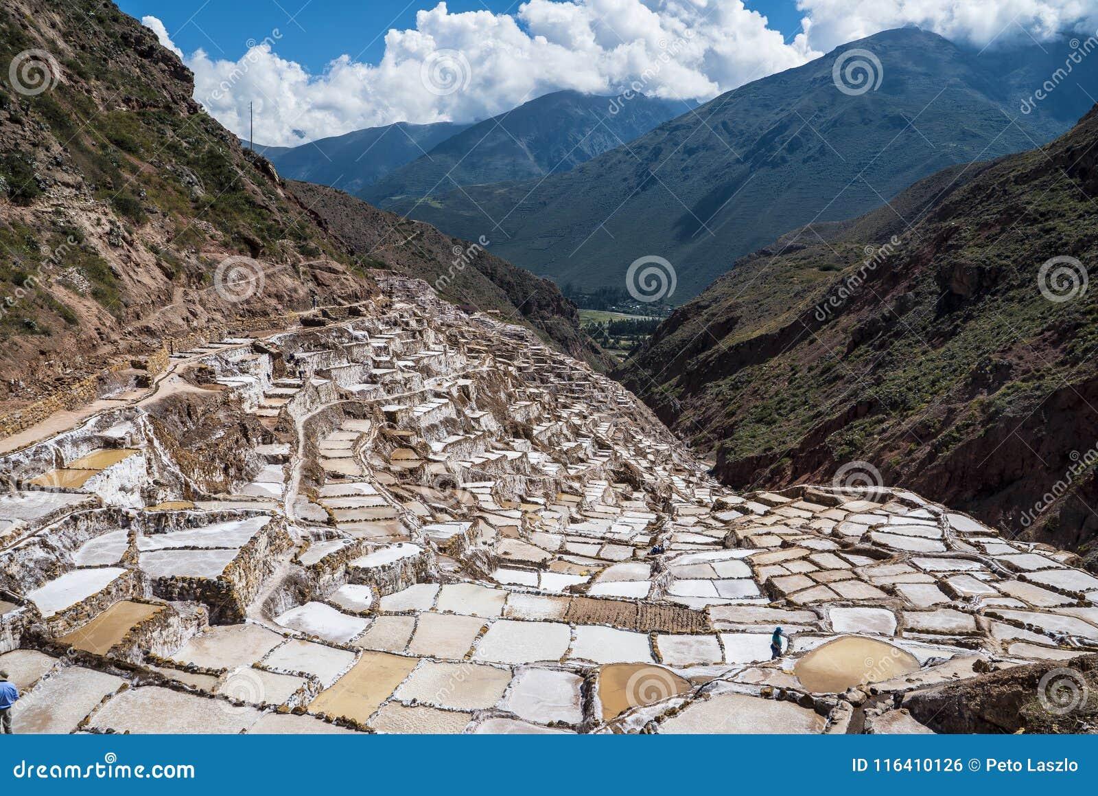 Αλατισμένο ορυχείο Maras