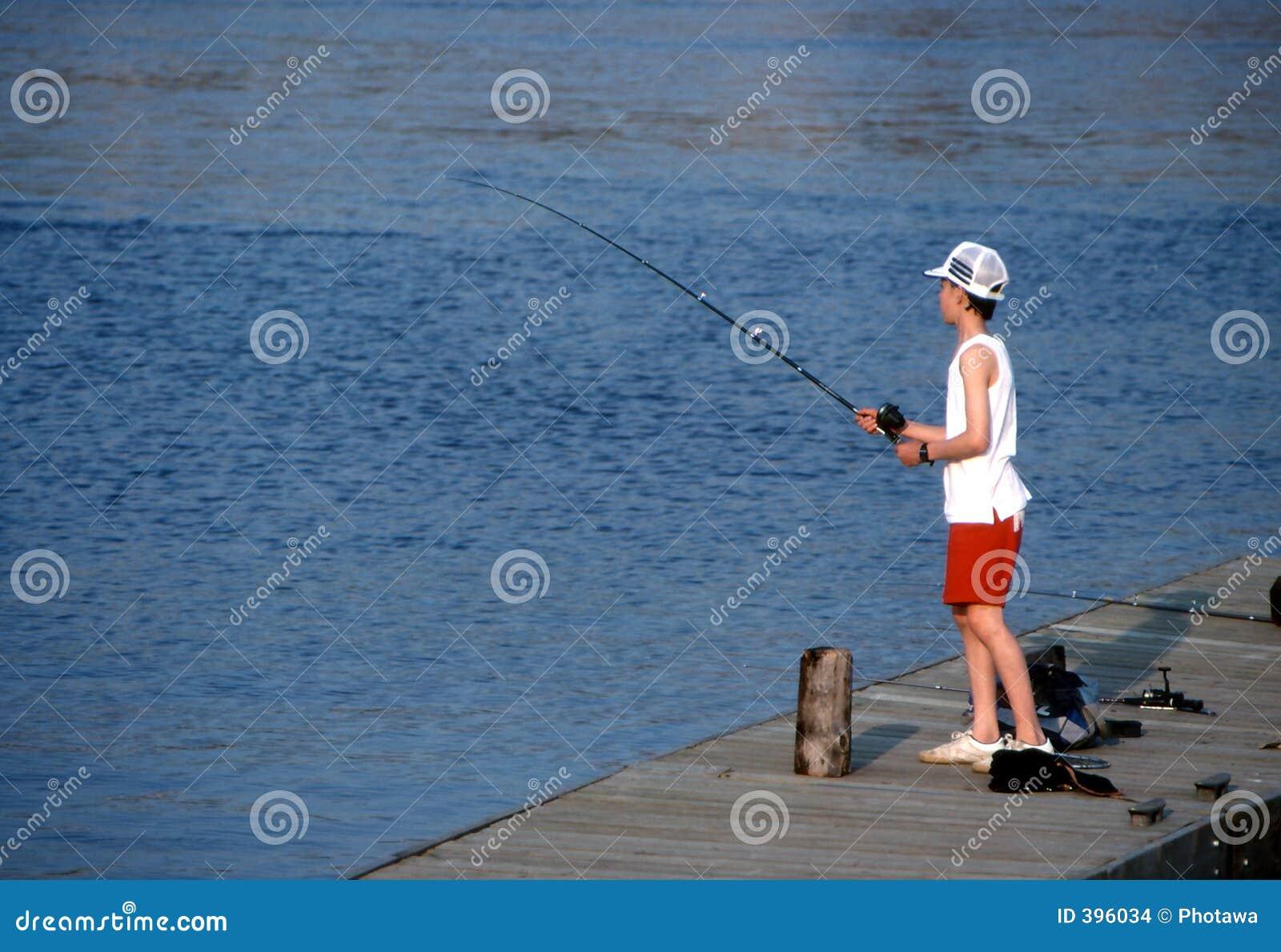αλιεία αγοριών