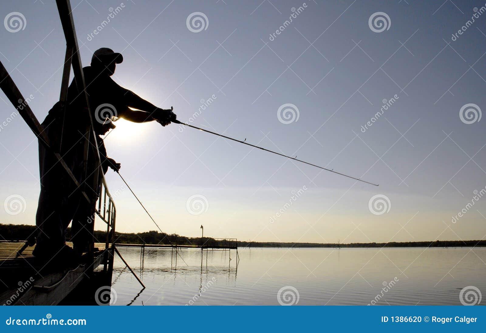 αλιεία αποβαθρών