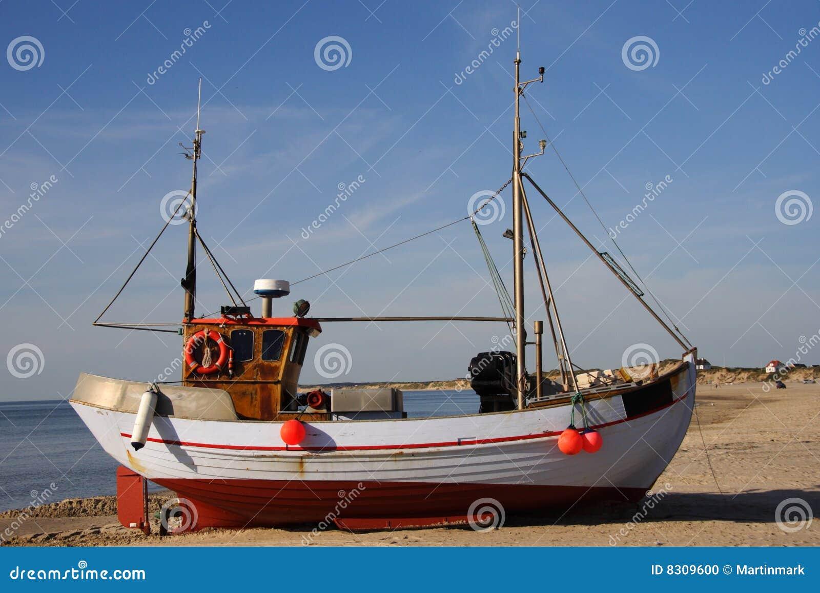 αλιεία της Δανίας βαρκών