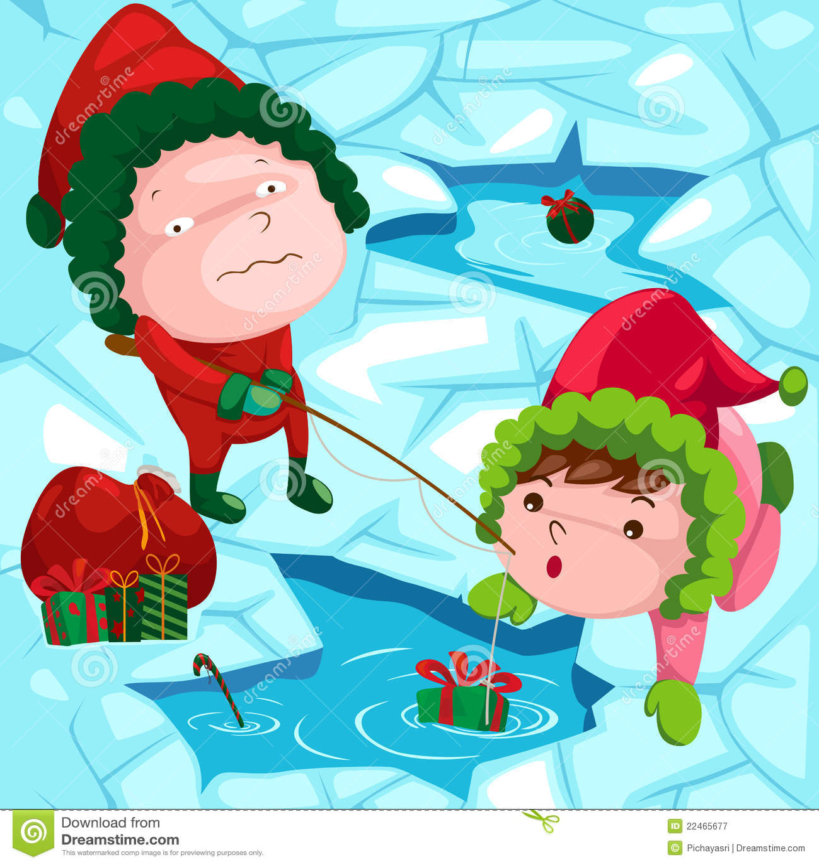 αλιεία Χριστουγέννων