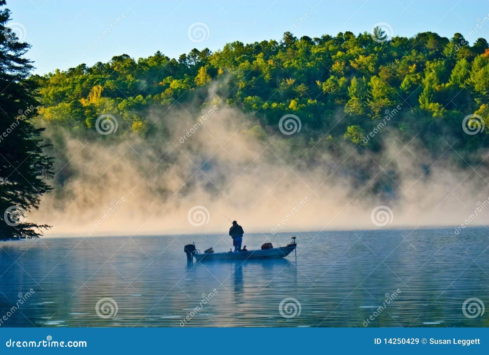 αλιεύοντας άτομο ομίχλη&sig