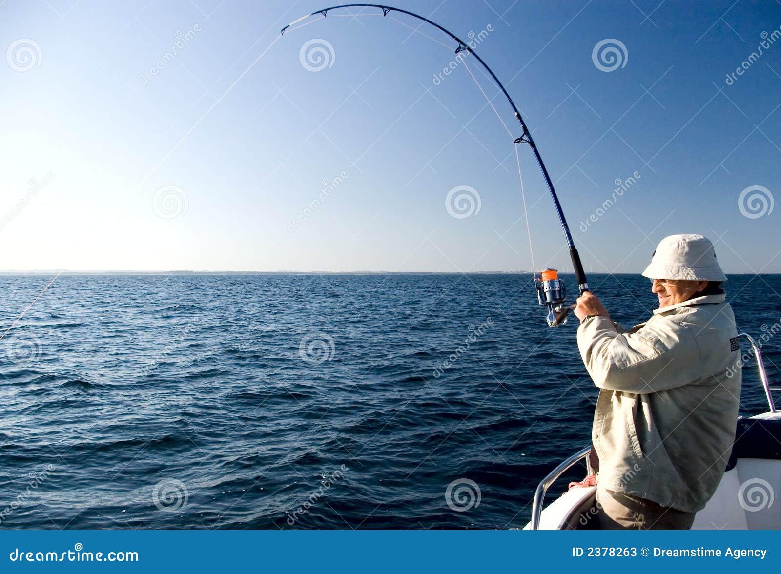 αλιεύοντας θάλασσα