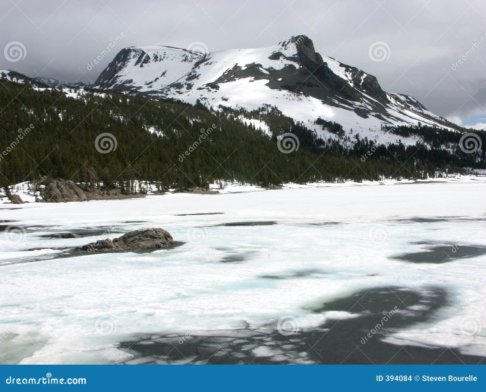 αλπική λίμνη
