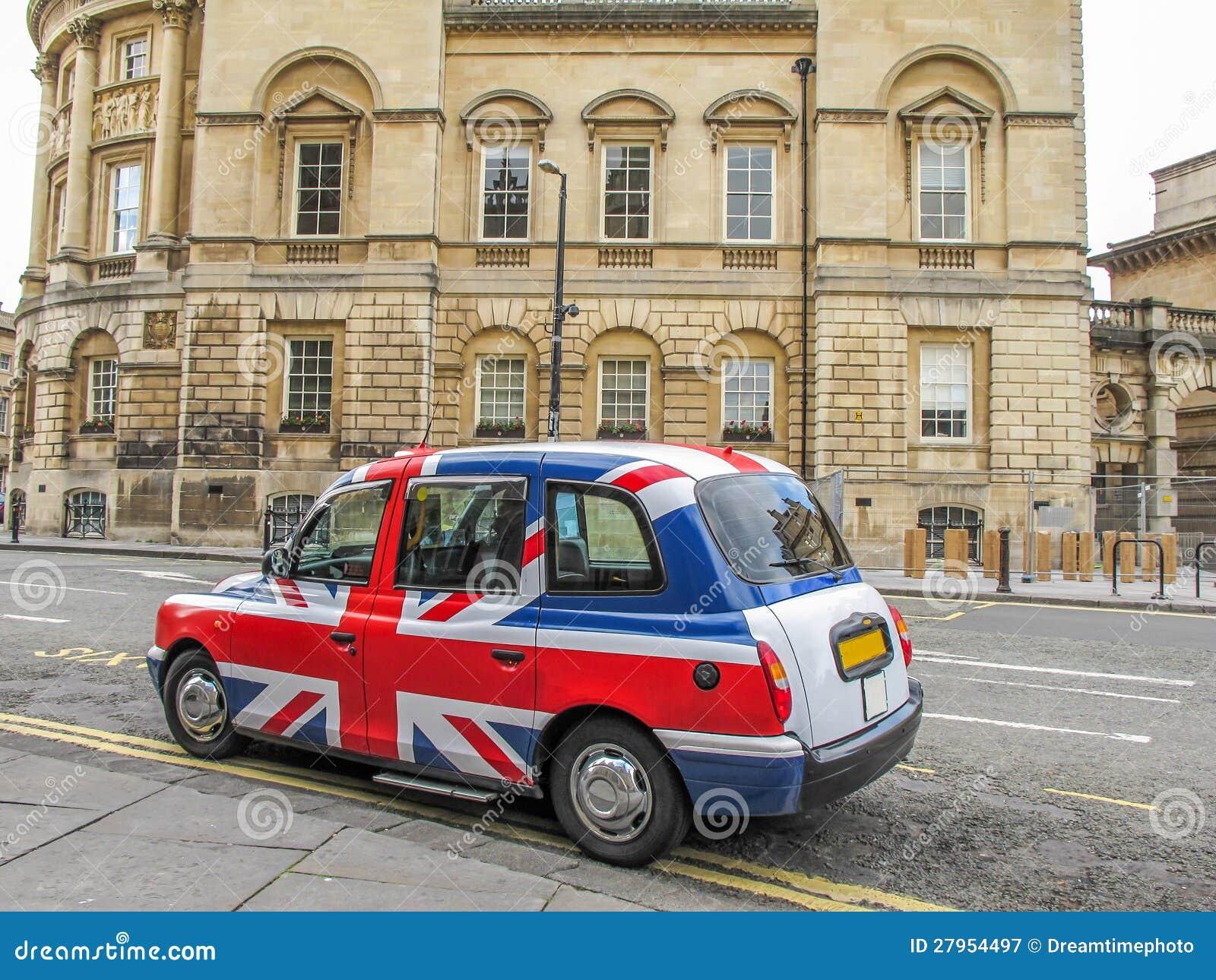 Αμάξι του Union Jack