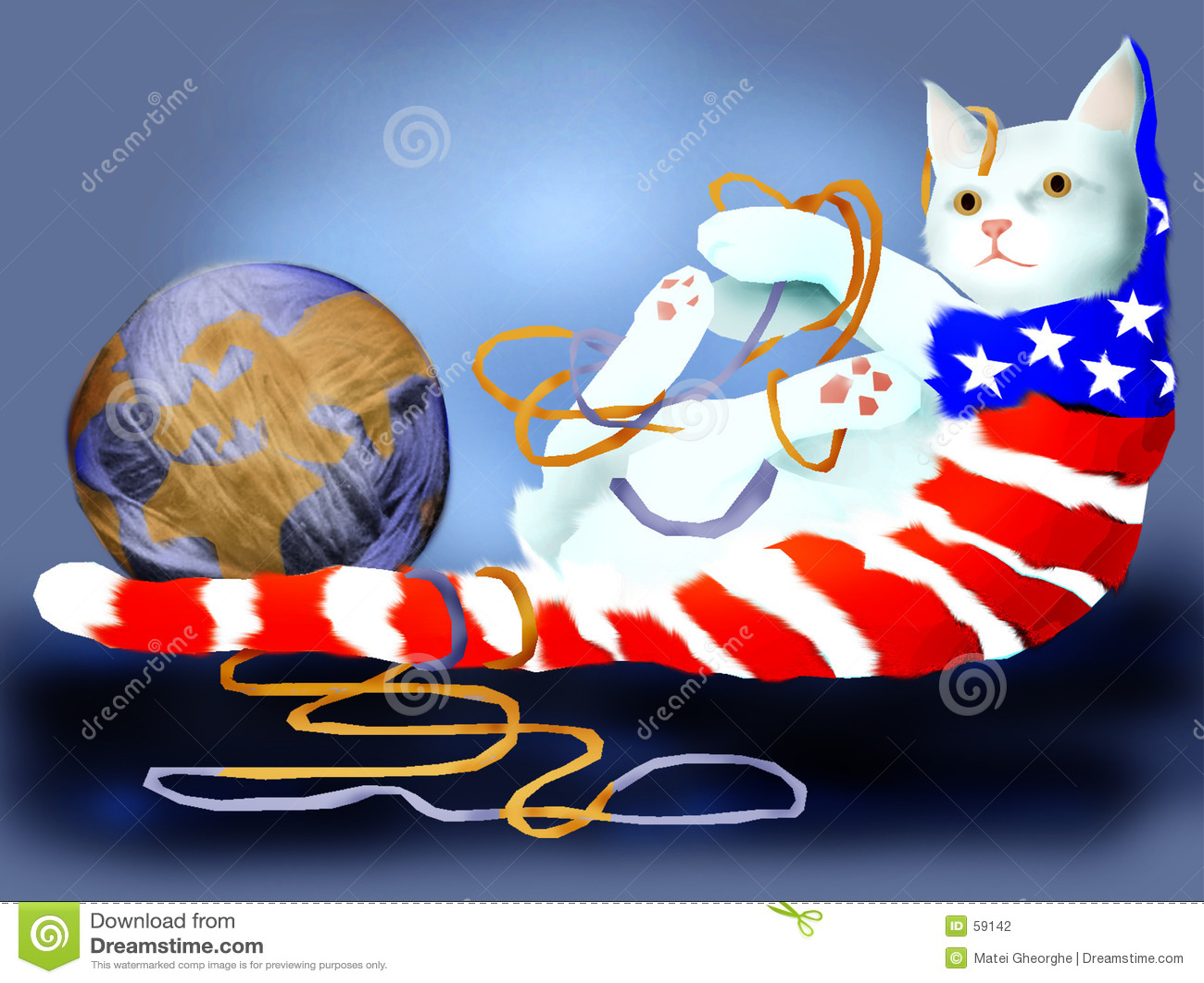 αμερικανική γάτα