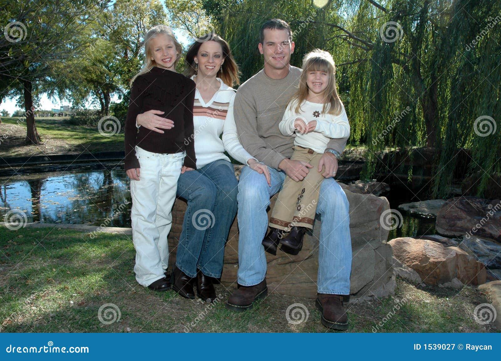 αμερικανική οικογένεια