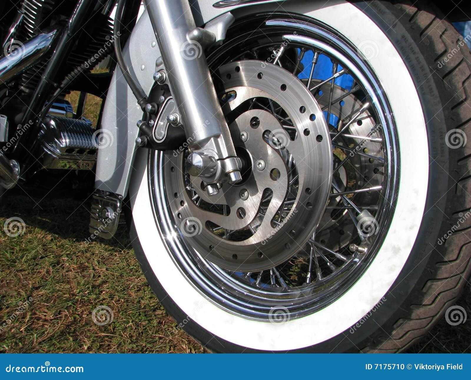 αμερικανική ρόδα motobike