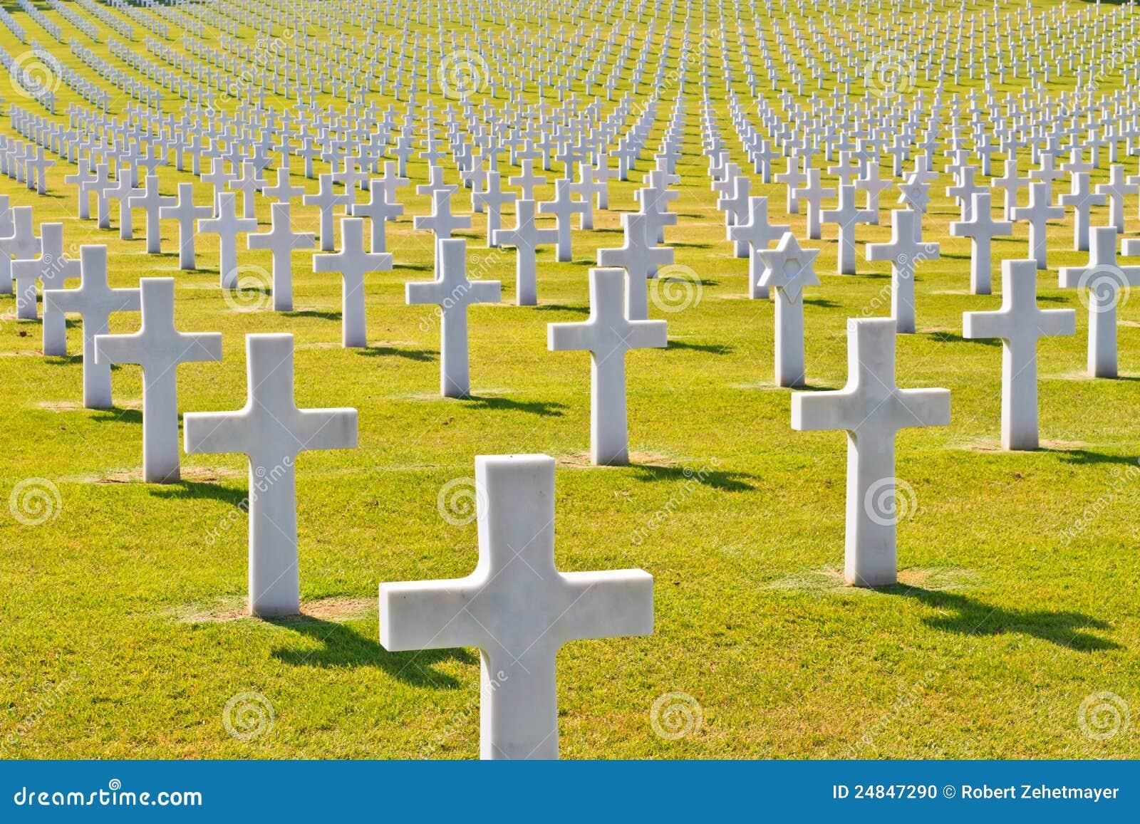 αμερικανικός πόλεμος νεκροταφείων