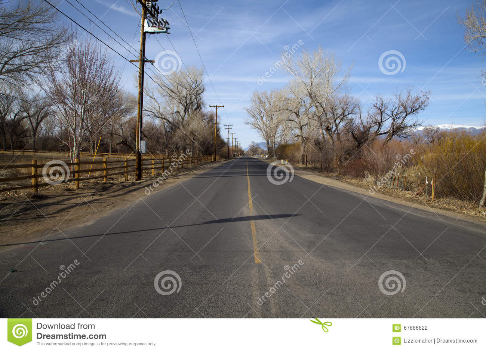 αμερικανικός δρόμος