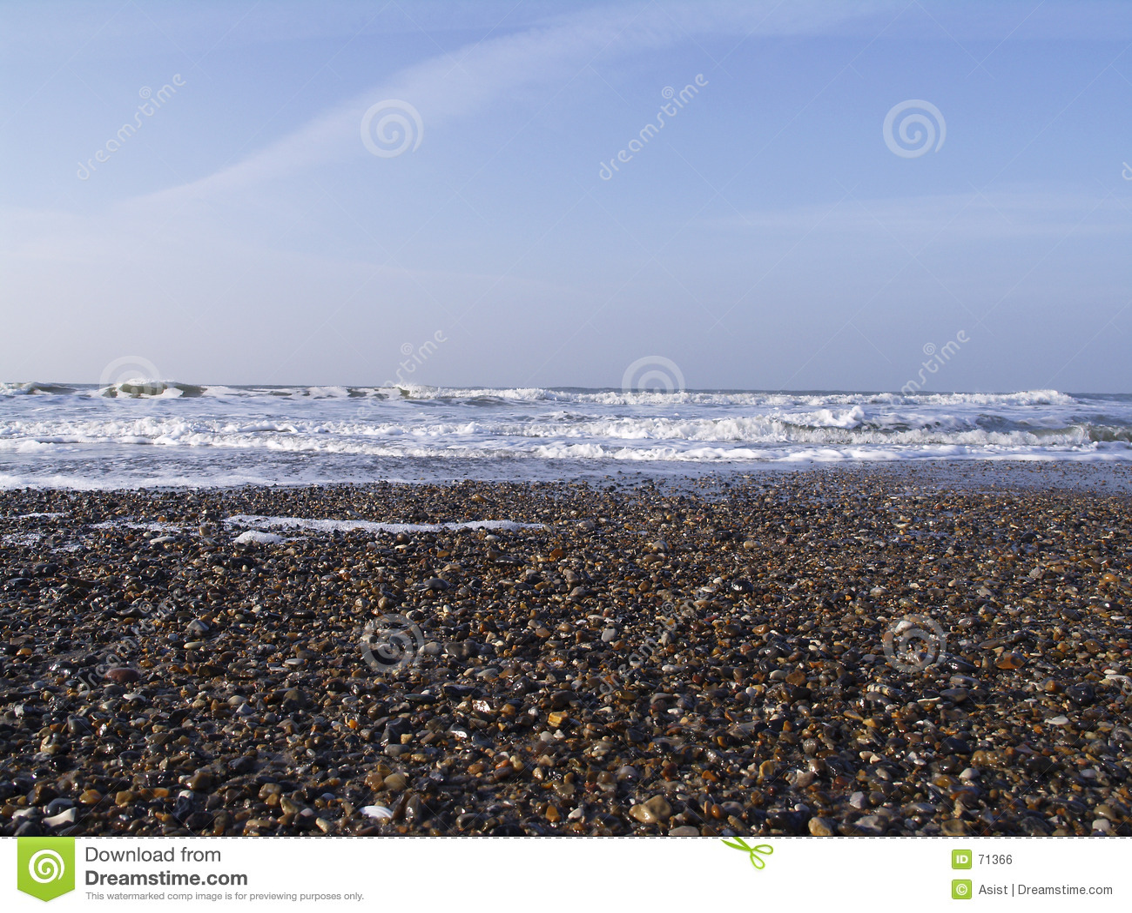 αμμοχάλικο παραλιών
