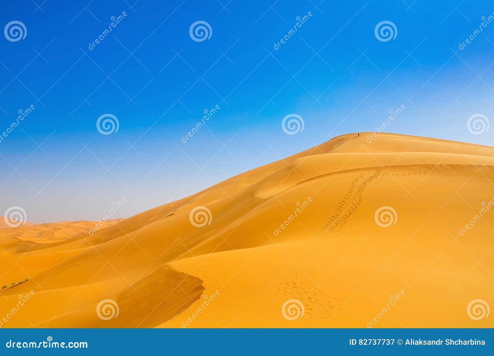 αμμόλοφοι Σαχάρα ερήμων