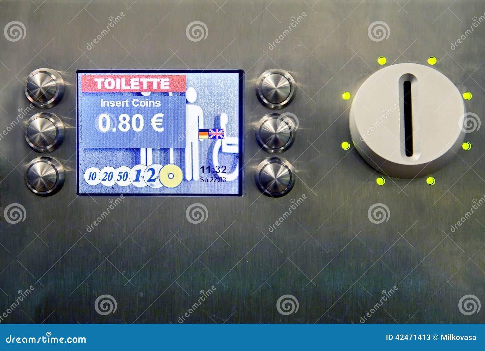 Αμοιβή στην τουαλέτα