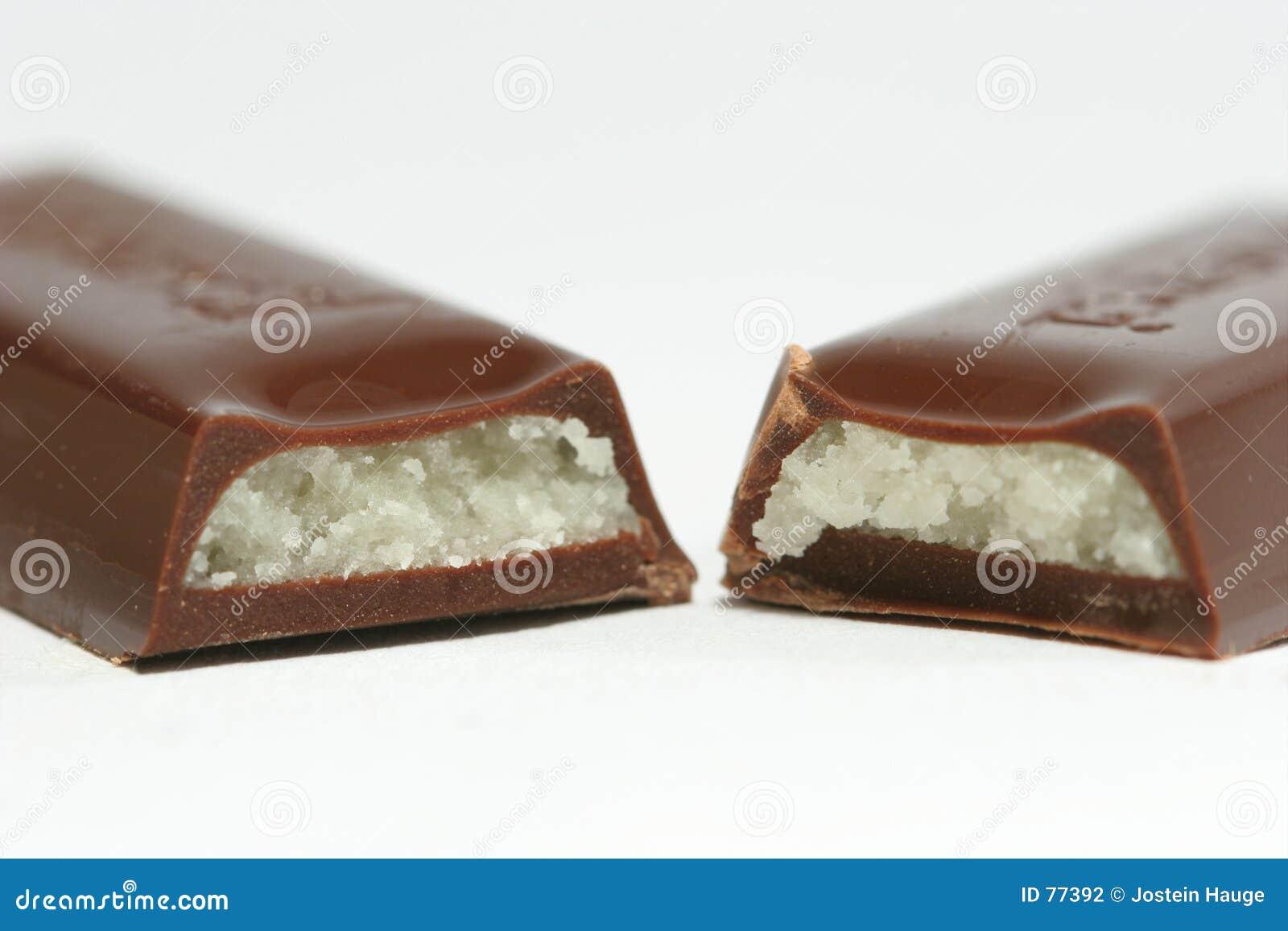 αμυγδαλωτό σοκολάτας