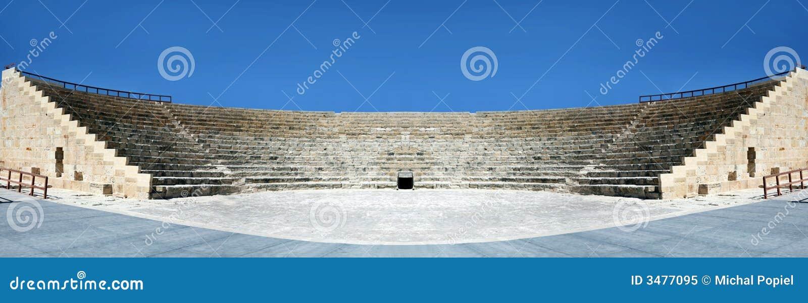 αμφιθέατρο ελληνικά