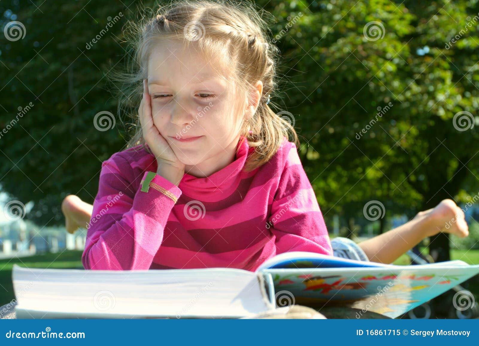 ανάγνωση πάρκων κοριτσιών π&al