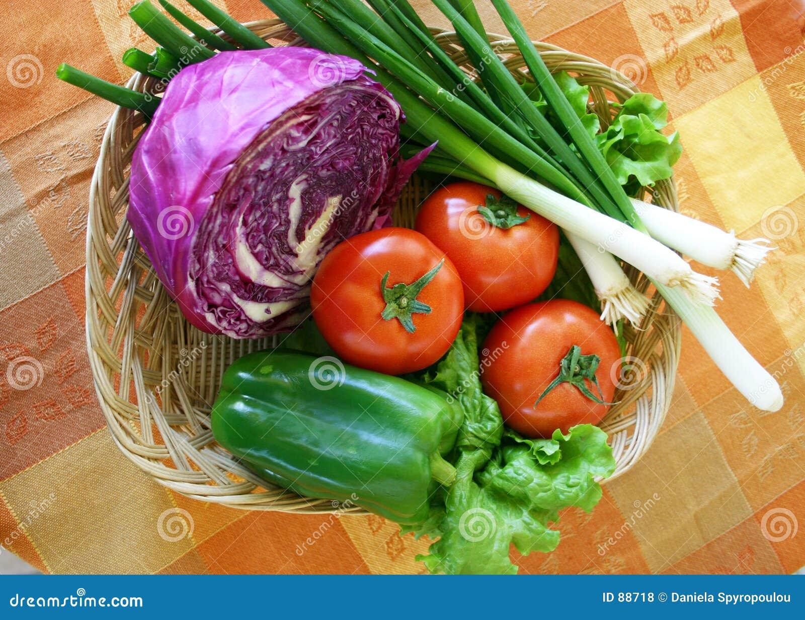 ανάμεικτα veggies