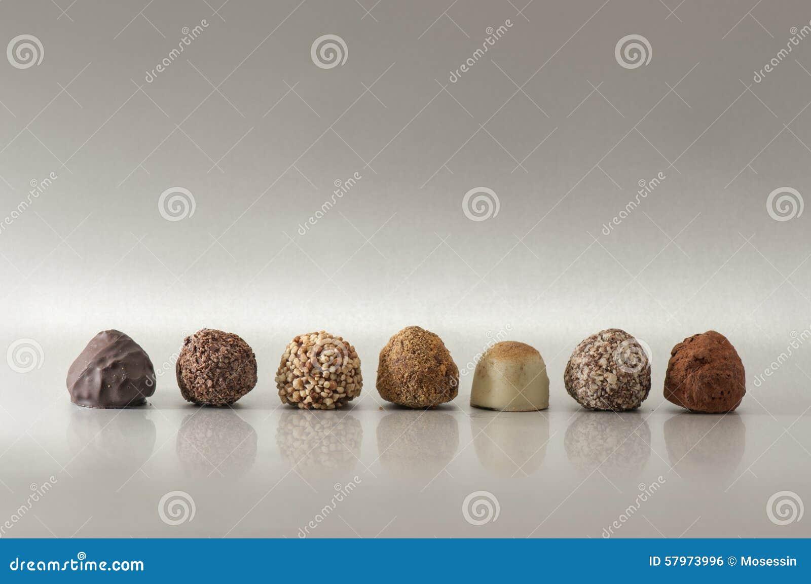 ανάμεικτη σοκολάτα
