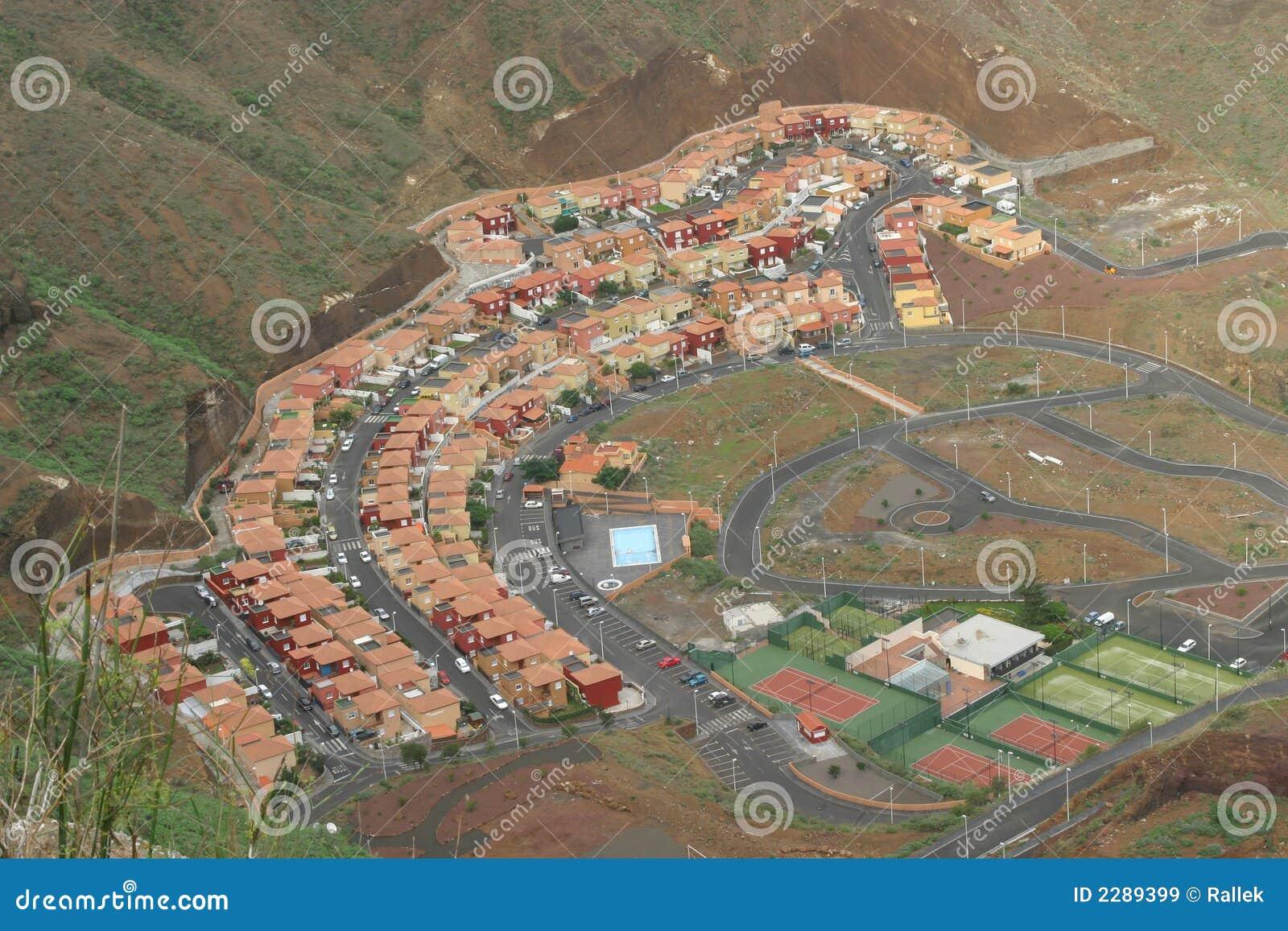ανάπτυξη περιοχής αστική