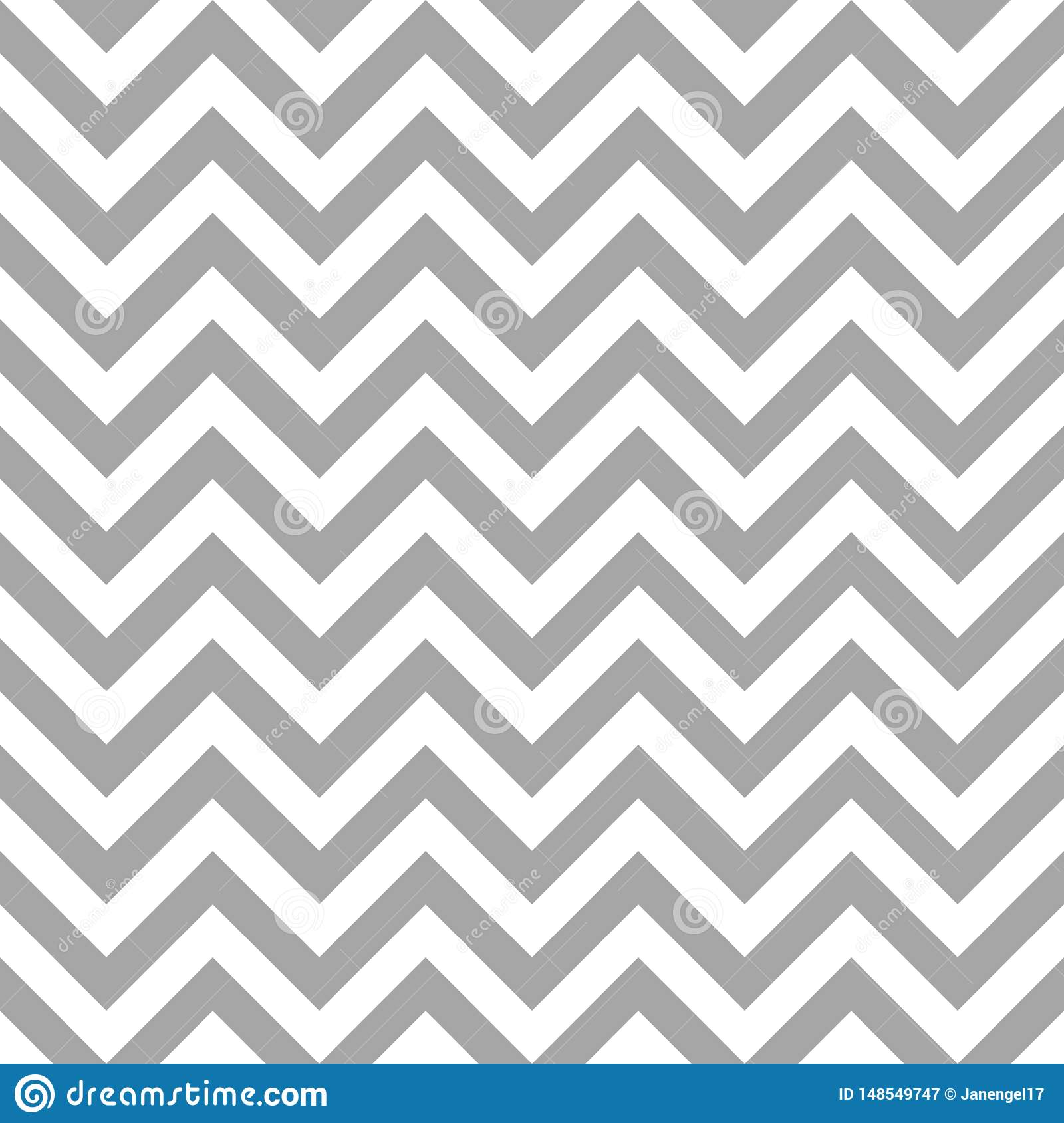 Αναδρομικές άνευ ραφής γκρίζες και άσπρες γραμμές σιριτιών σχεδίων