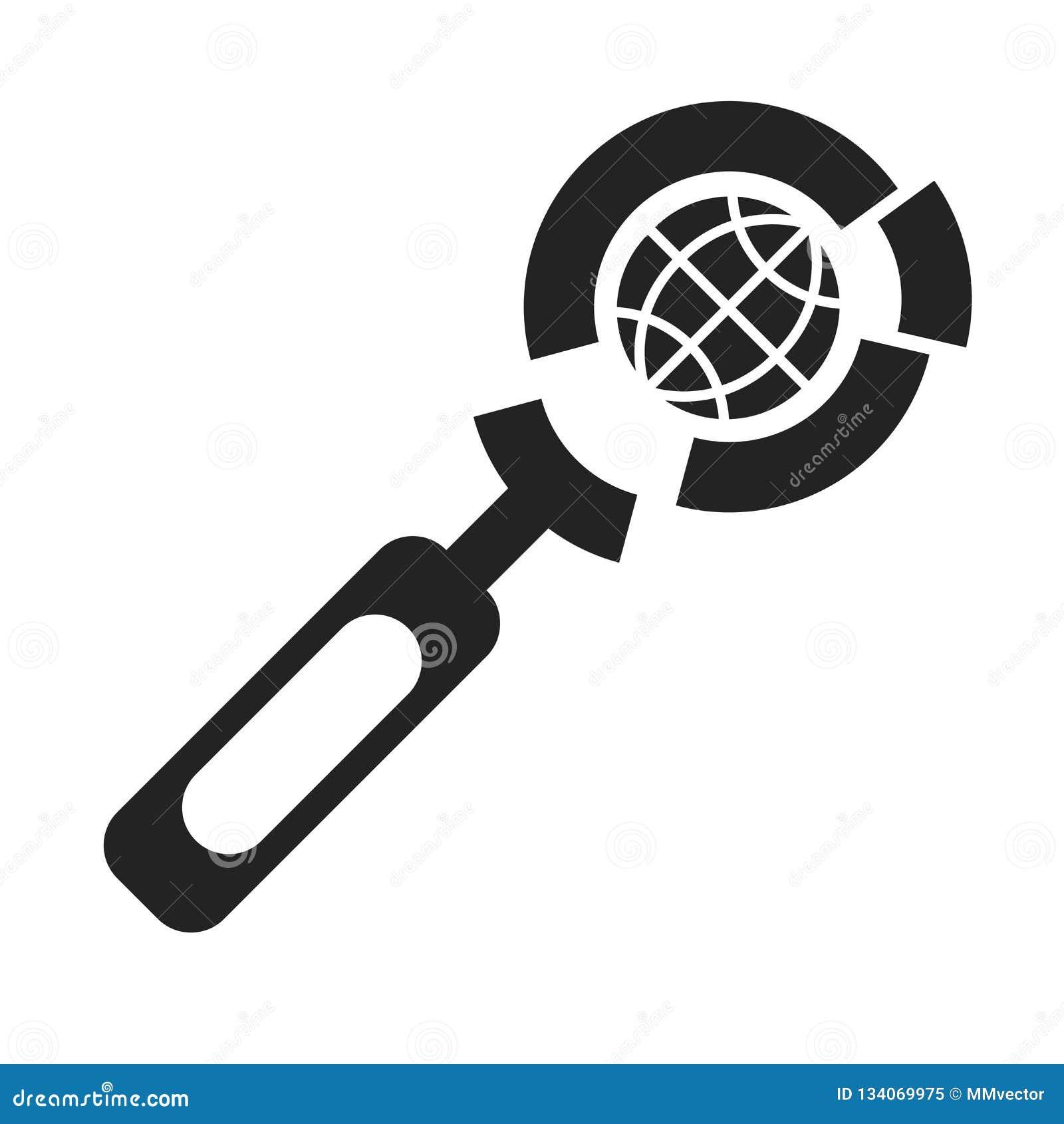 Αναζήτησης σημάδι και σύμβολο εικονιδίων διανυσματικό που απομονώνονται στο άσπρο υπόβαθρο, έννοια λογότυπων αναζήτησης