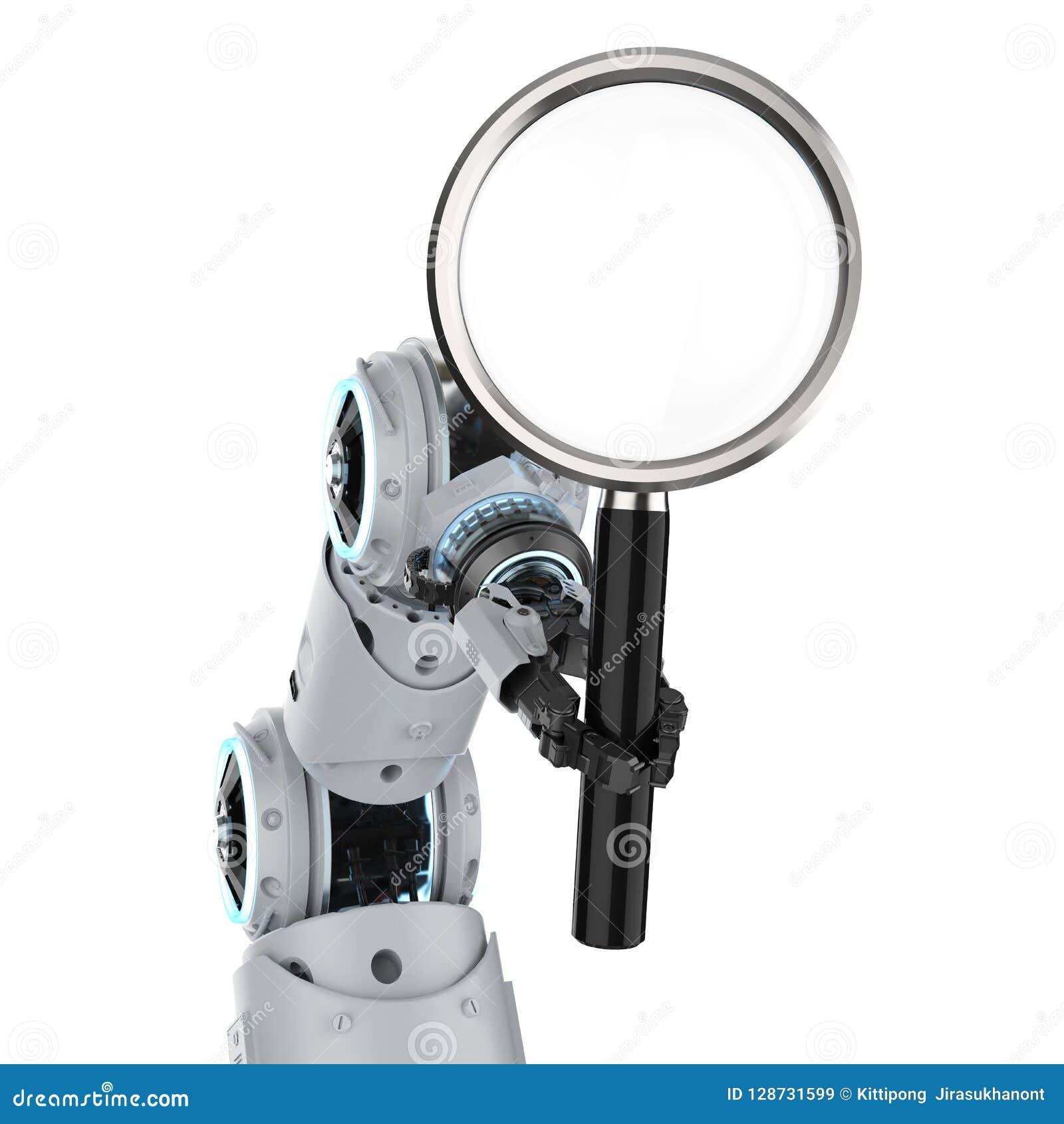 Αναζήτηση βραχιόνων ρομπότ