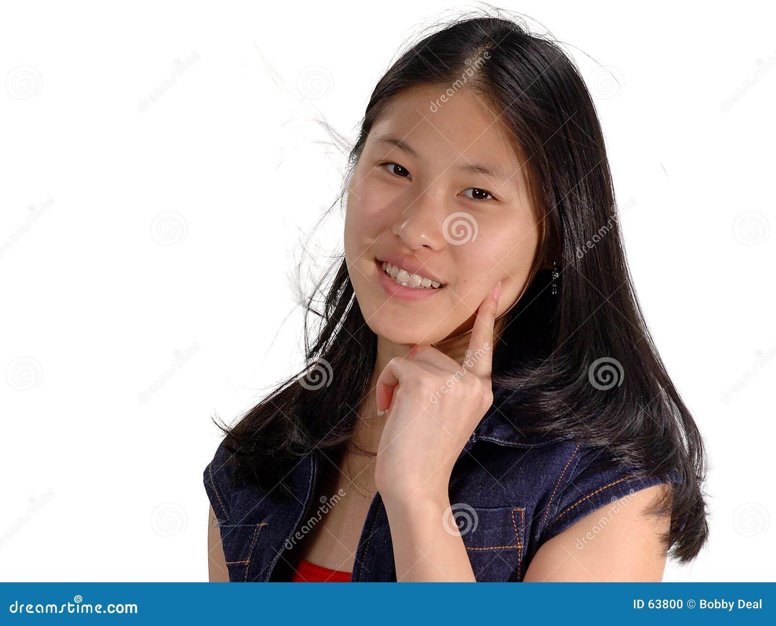 Download αναιδές κορίτσι εκφράσε&omeg Στοκ Εικόνες - εικόνα από κορίτσι, κοίταγμα: 63800