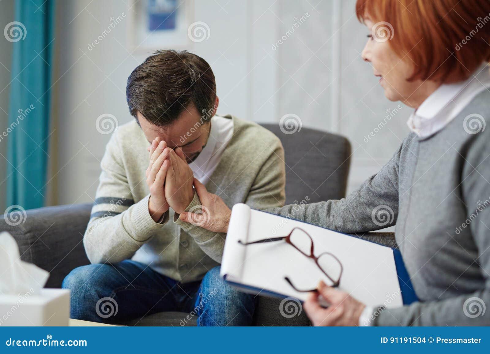 Ανακουφίζοντας ασθενής
