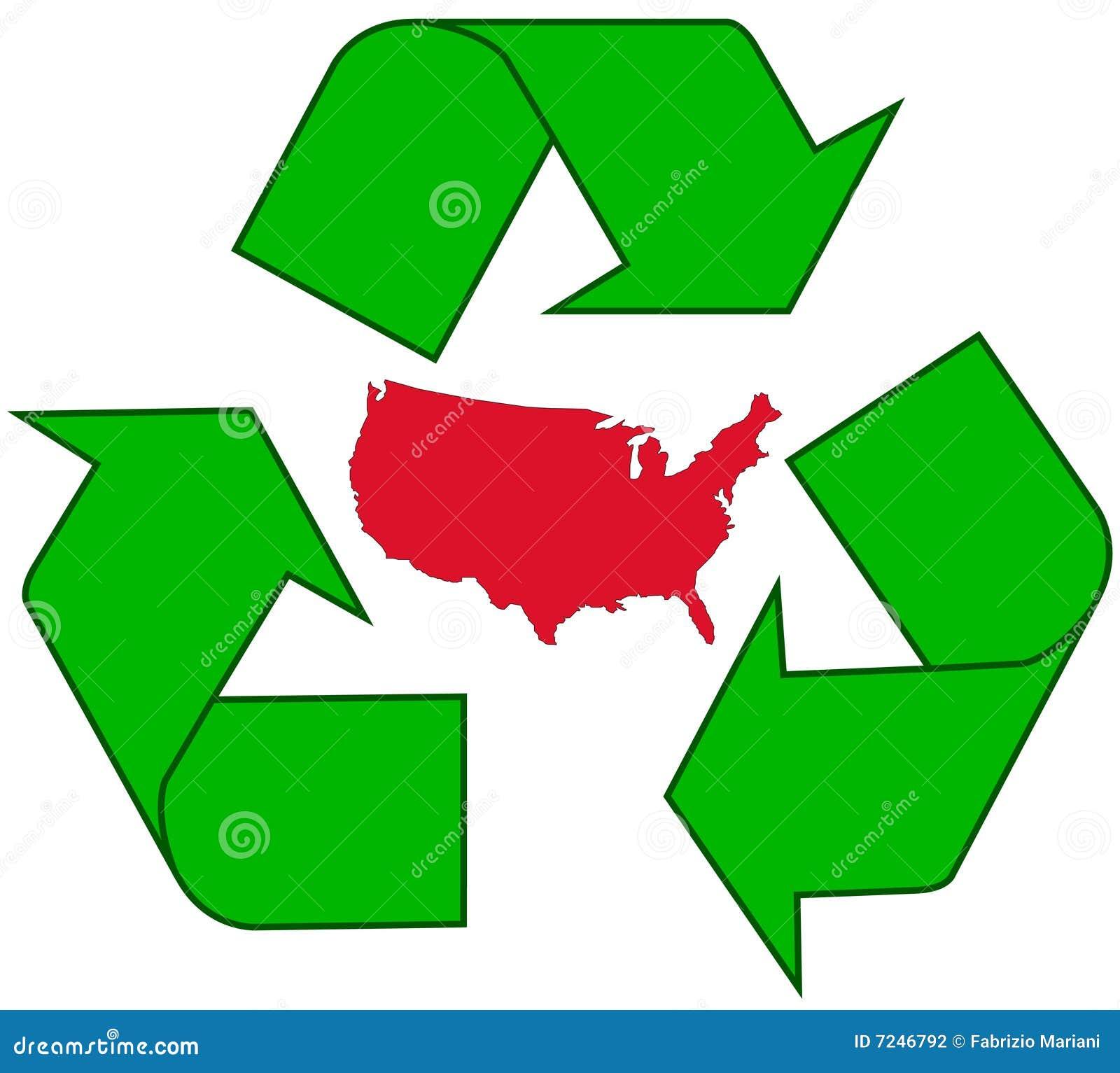 ανακυκλώνοντας ΗΠΑ