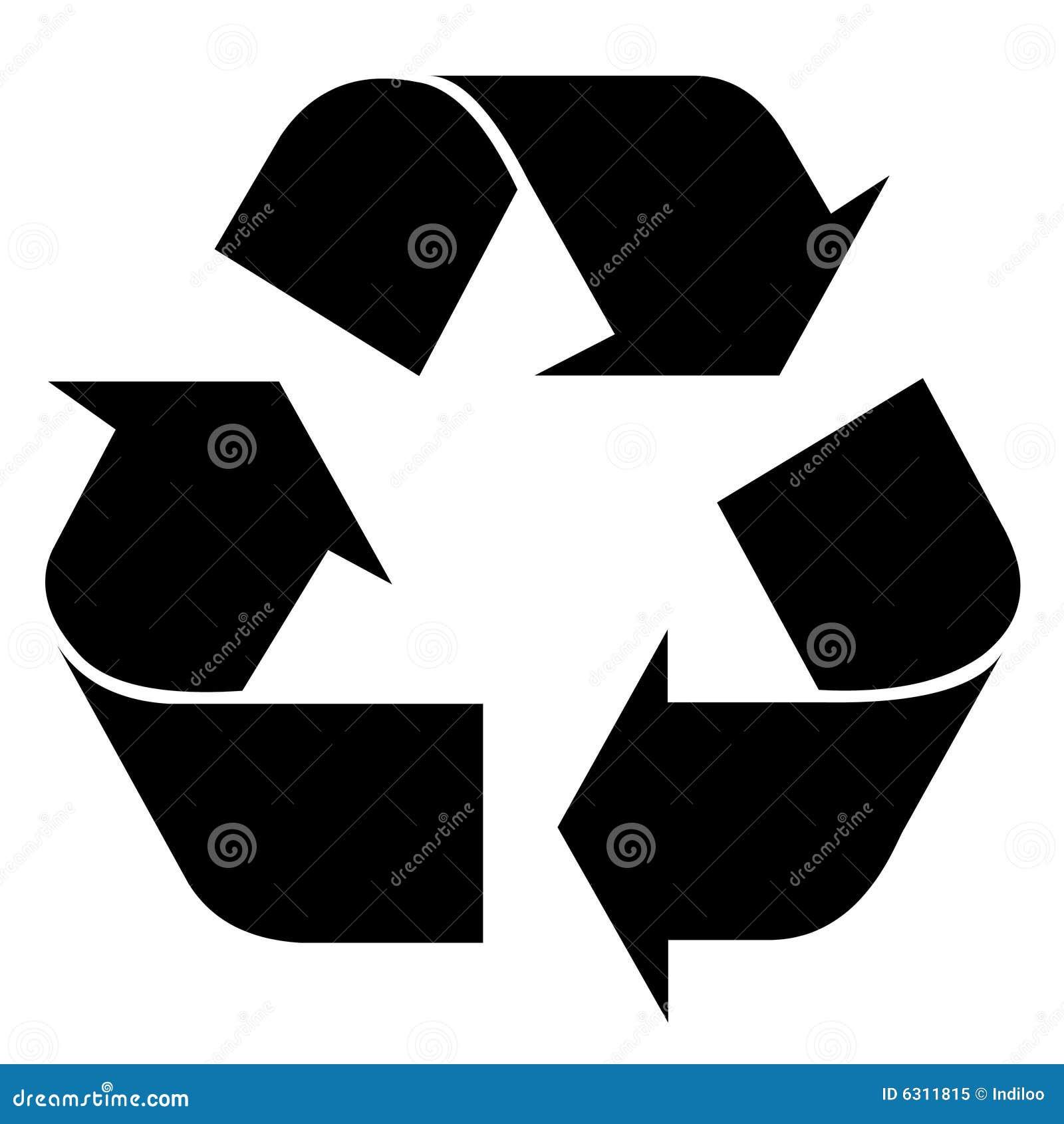ανακυκλώνοντας σύμβολο