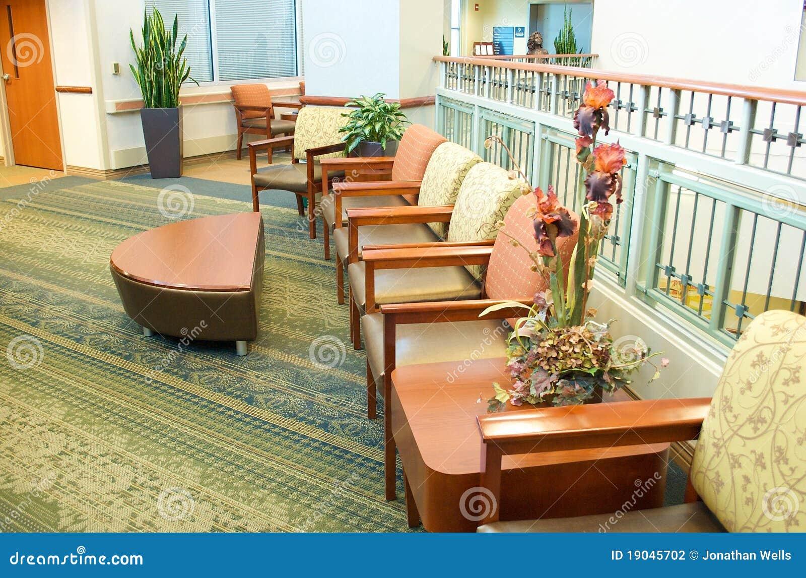 αναμονή δωματίων νοσοκομ&