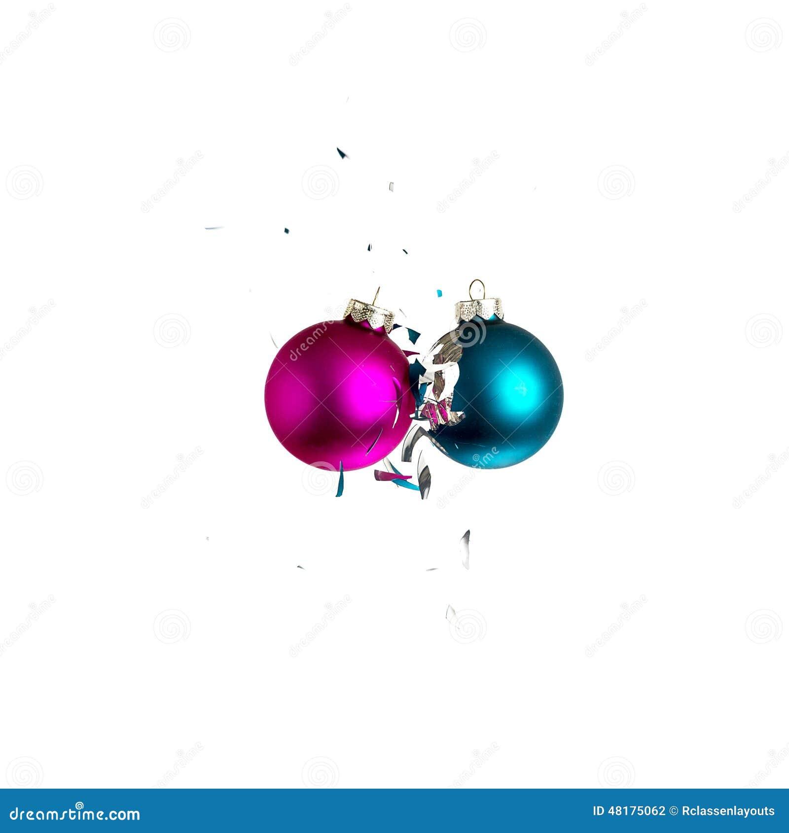Αναπήδηση σφαιρών Χριστουγέννων