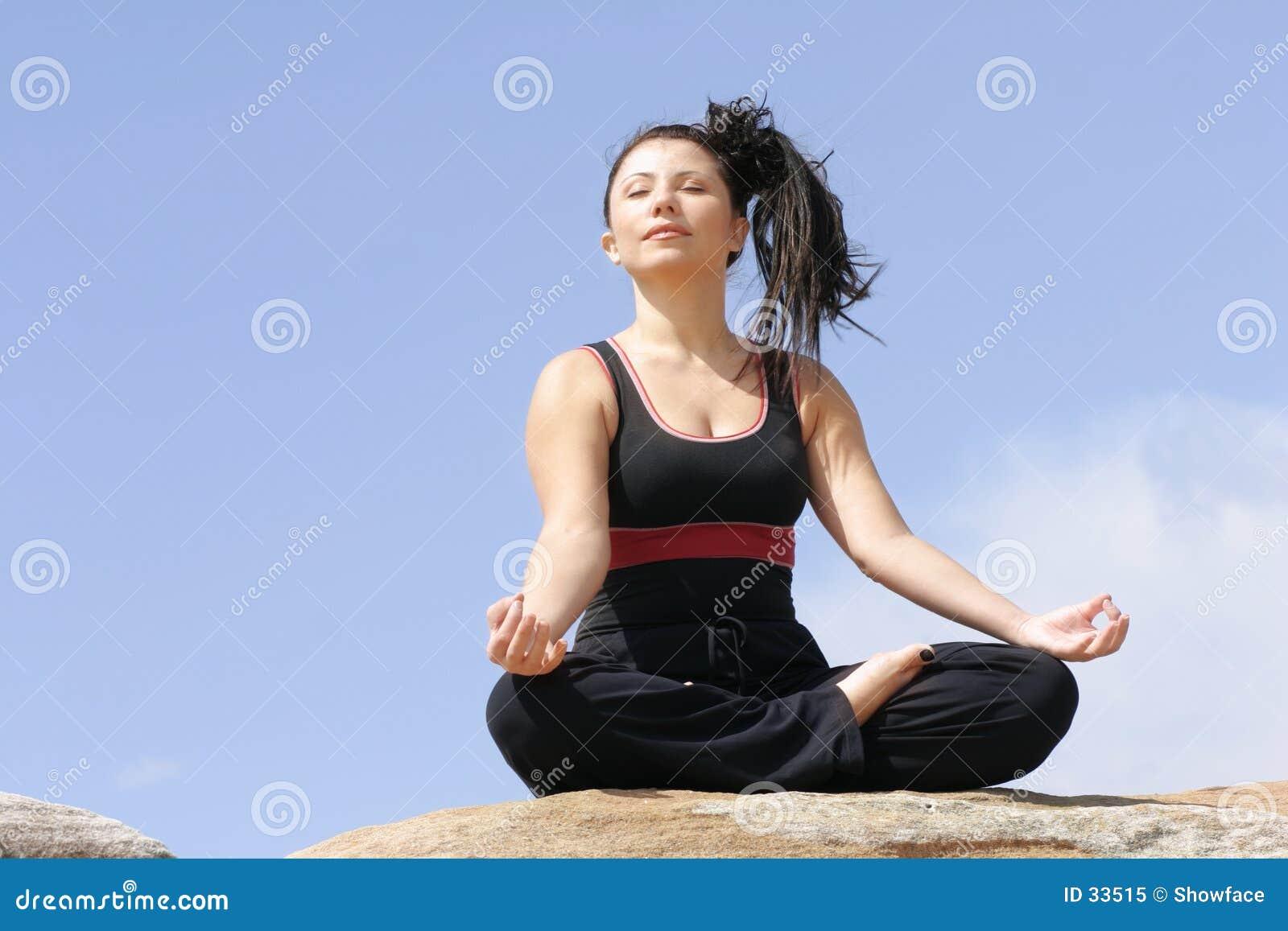 αναπνεύστε το pranayama