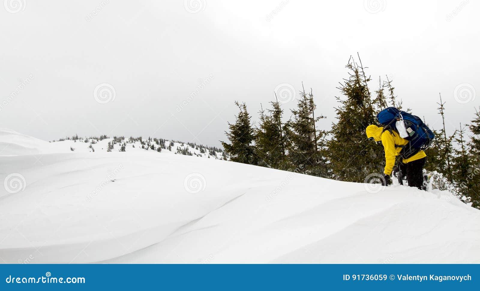 Αναρριχηθείτε στην κορυφή του βουνού