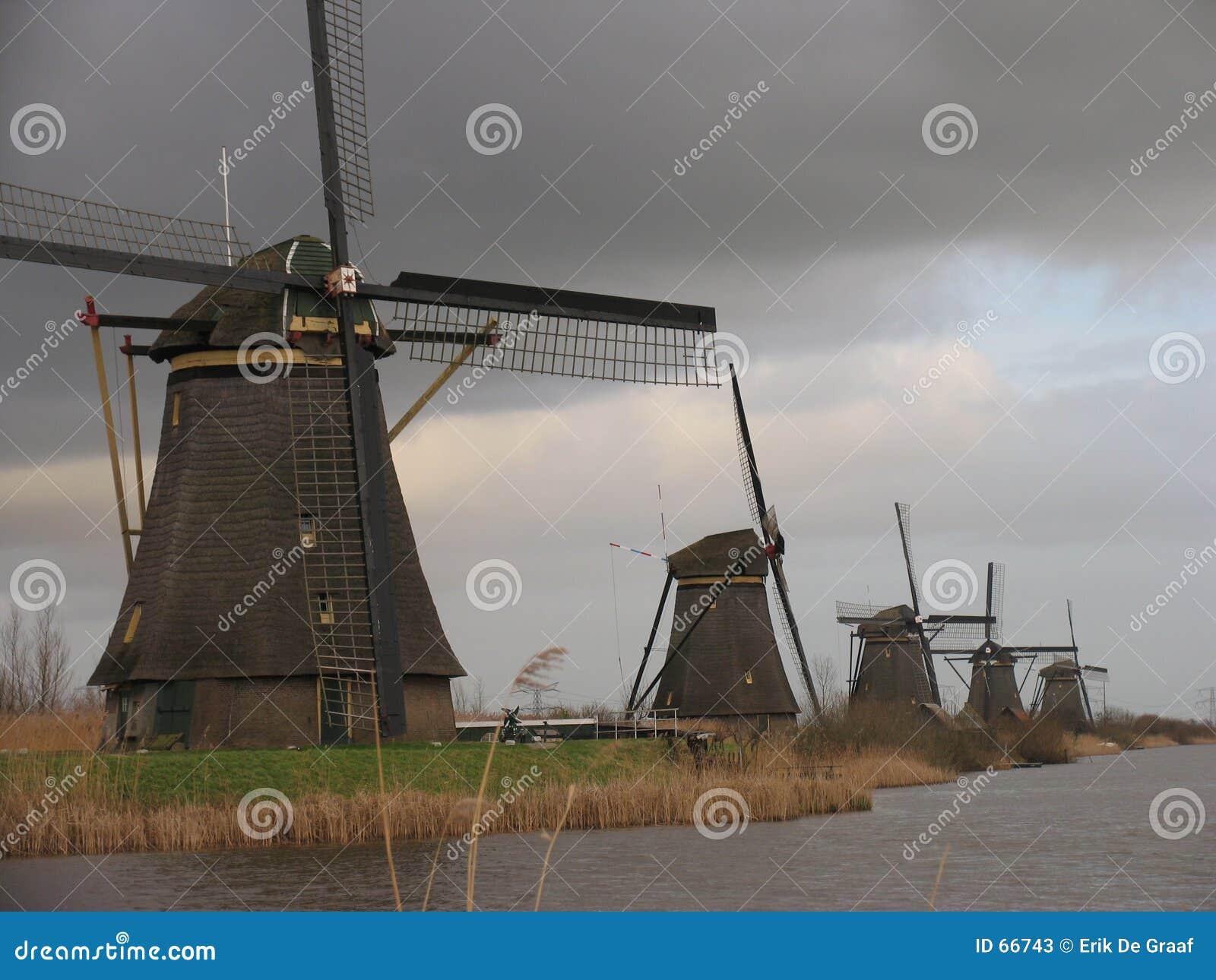 ανεμόμυλοι 1 ολλανδικοί