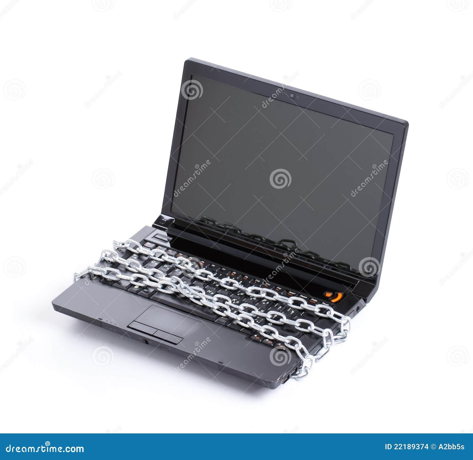 ανοικτή ασφάλεια lap-top