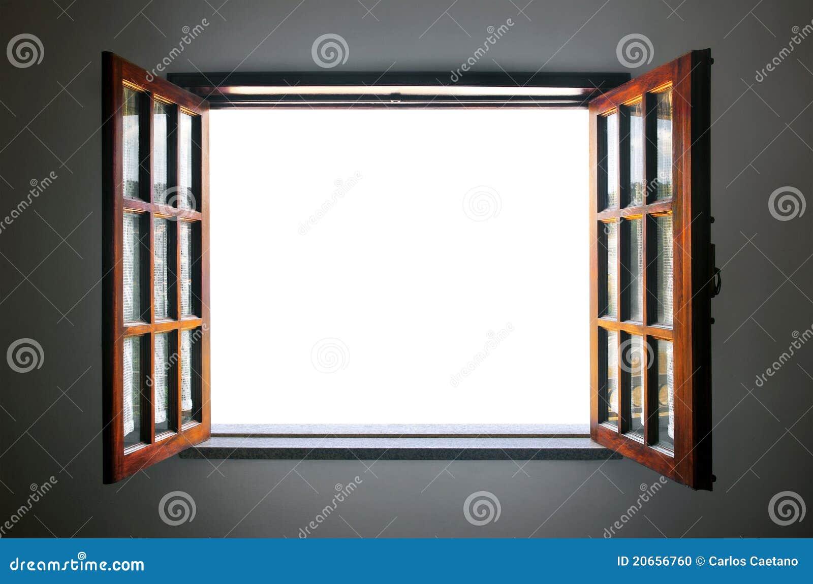 ανοικτό παράθυρο