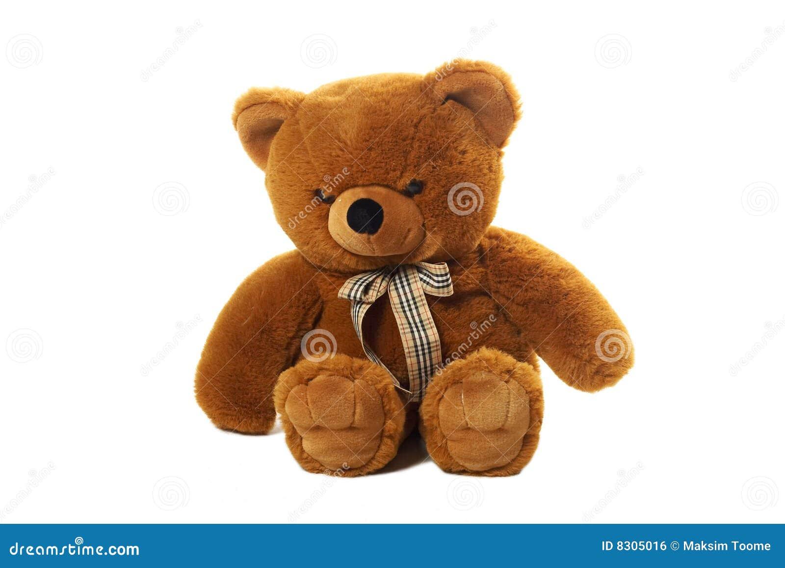 αντέξτε καφετή teddy