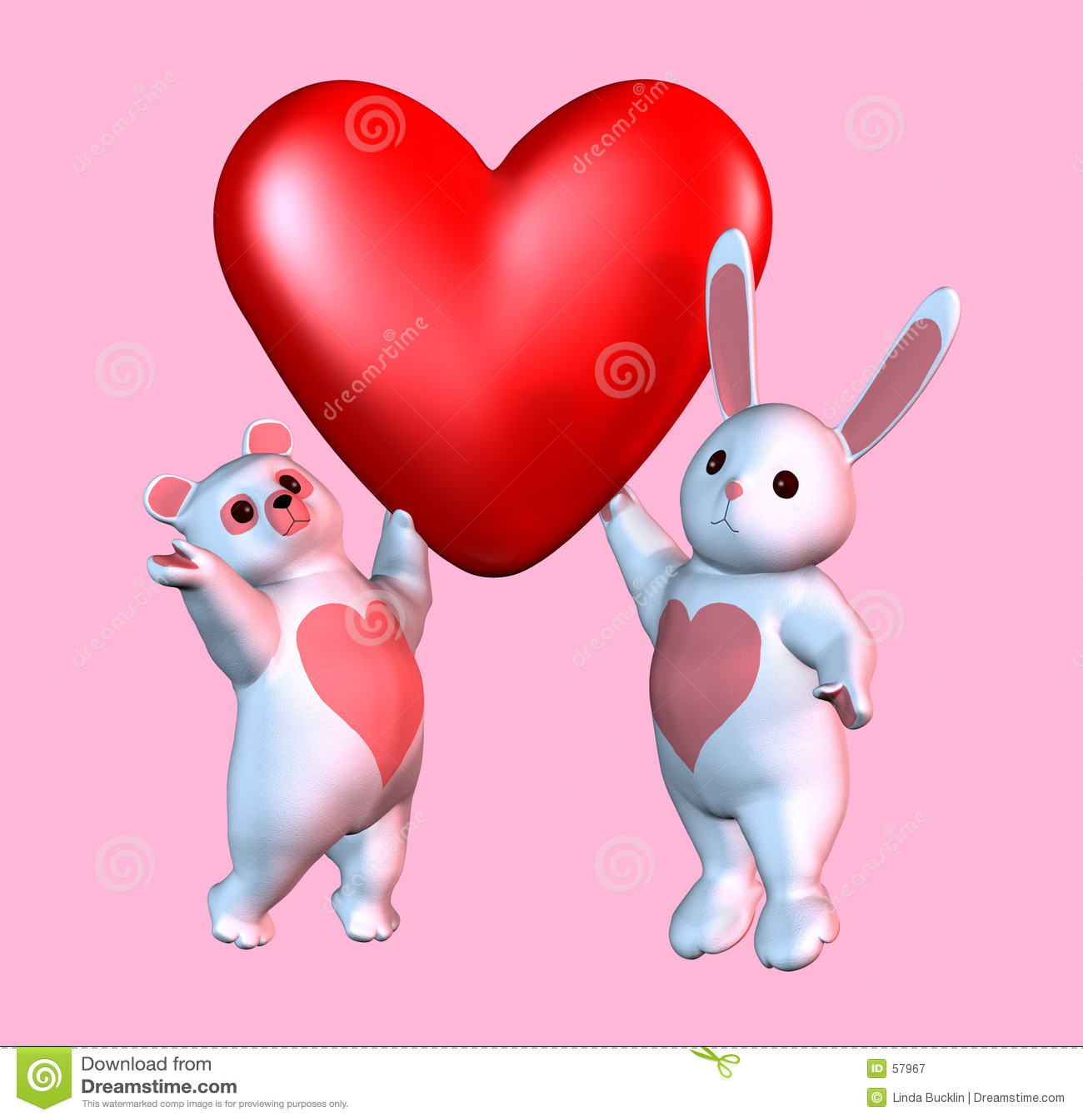Download αντέξτε Bunny το βαλεντίνο μονοπατιών ψαλιδίσματος Απεικόνιση αποθεμάτων - εικονογραφία από γλυκός, bunny: 57967