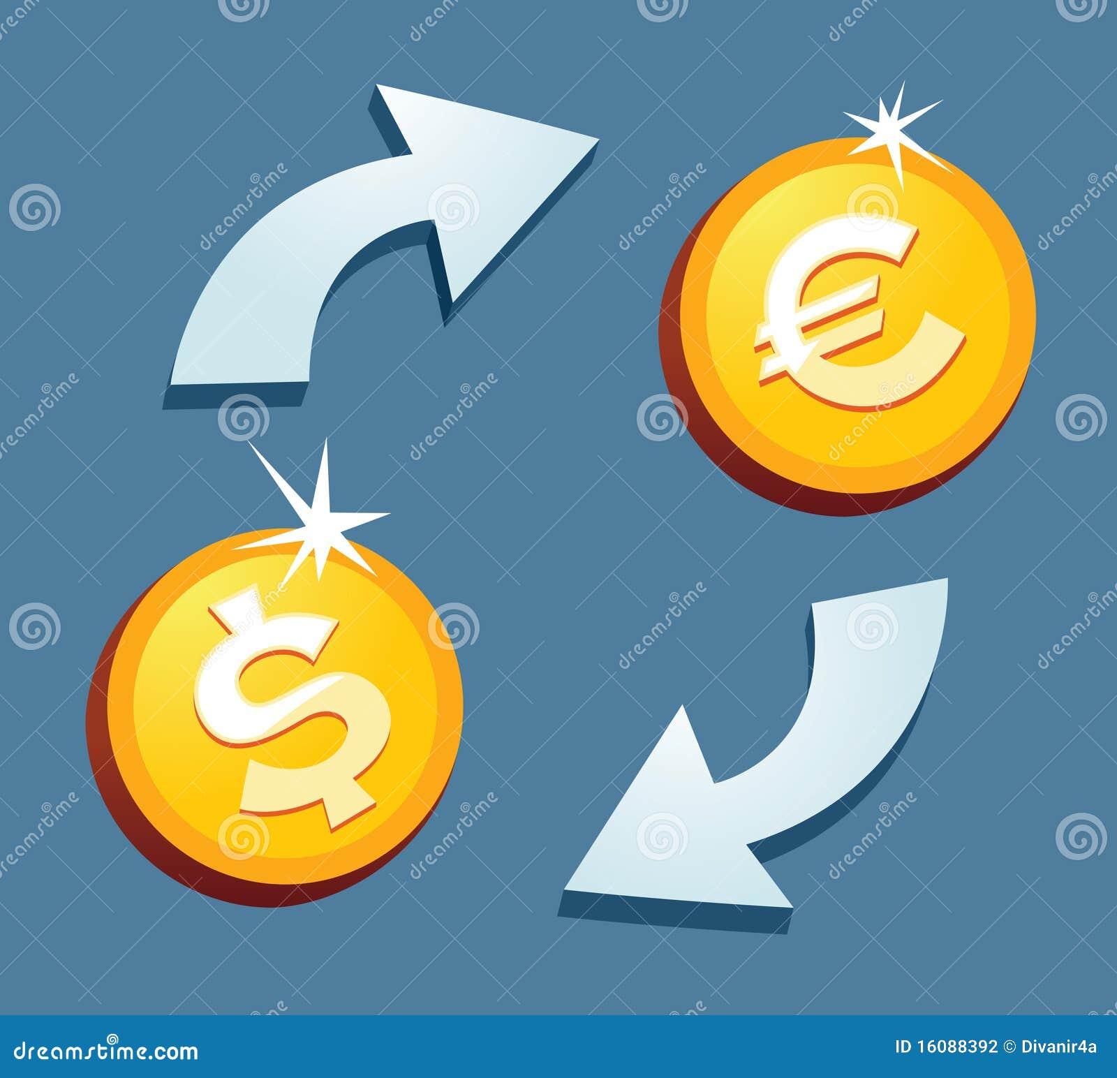 ανταλλαγή νομίσματος