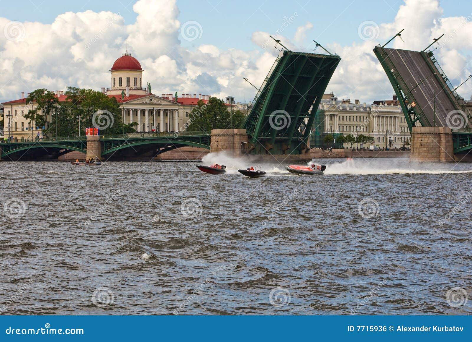 ανταλλαγή Πετρούπολη ST γεφυρών
