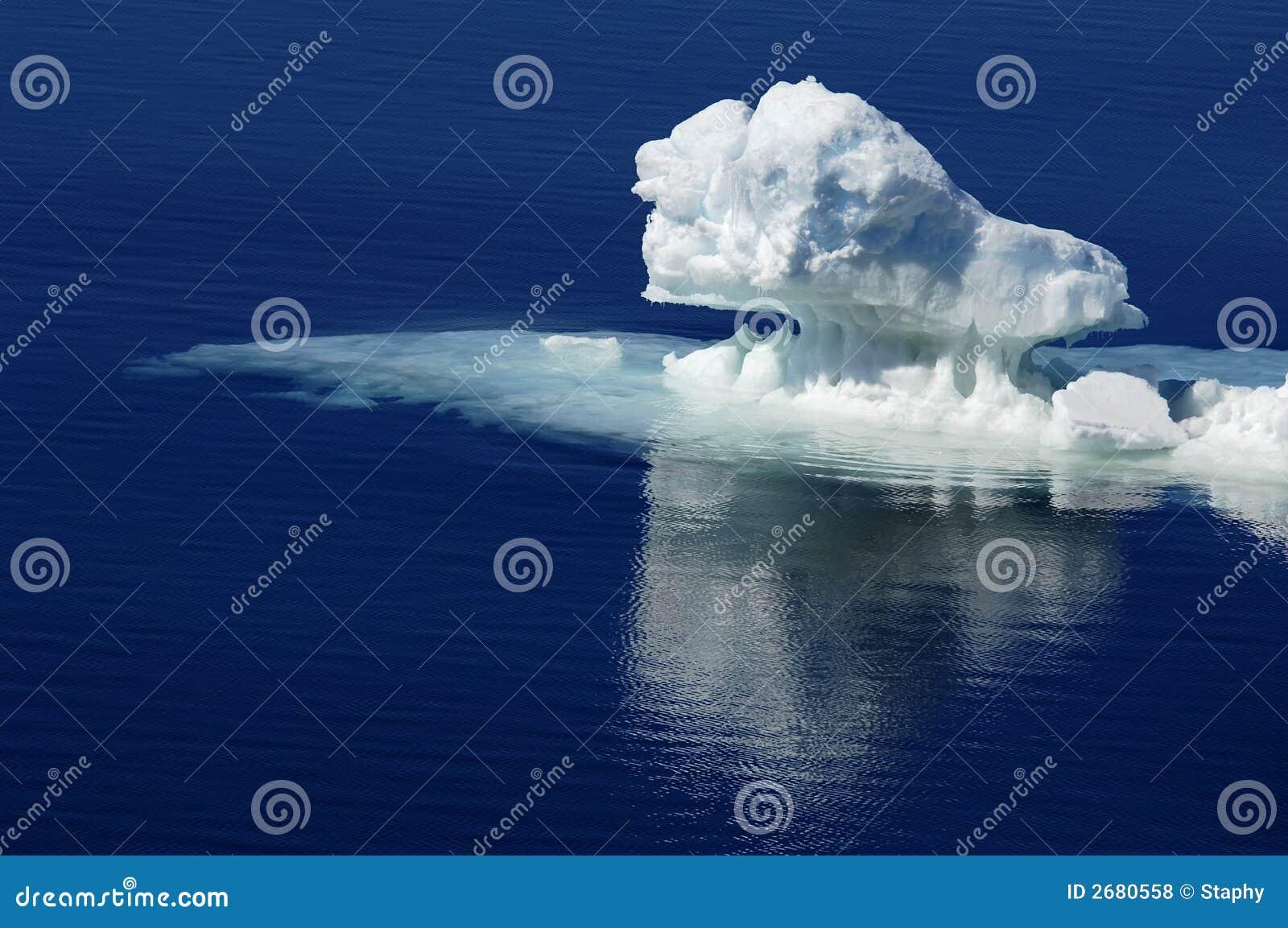 ανταρκτικός πάγος καθαρός