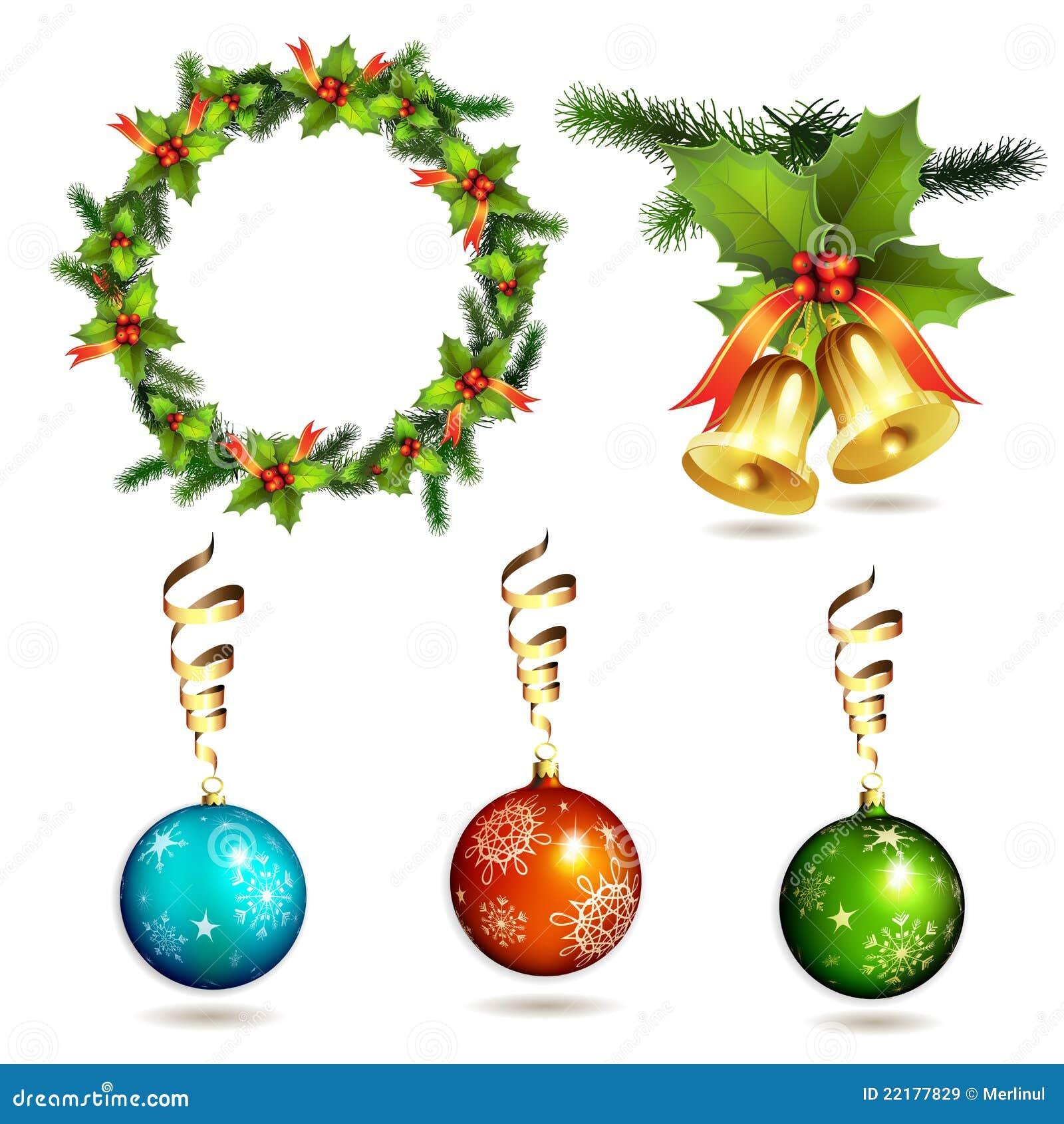 αντικείμενα Χριστουγέννων