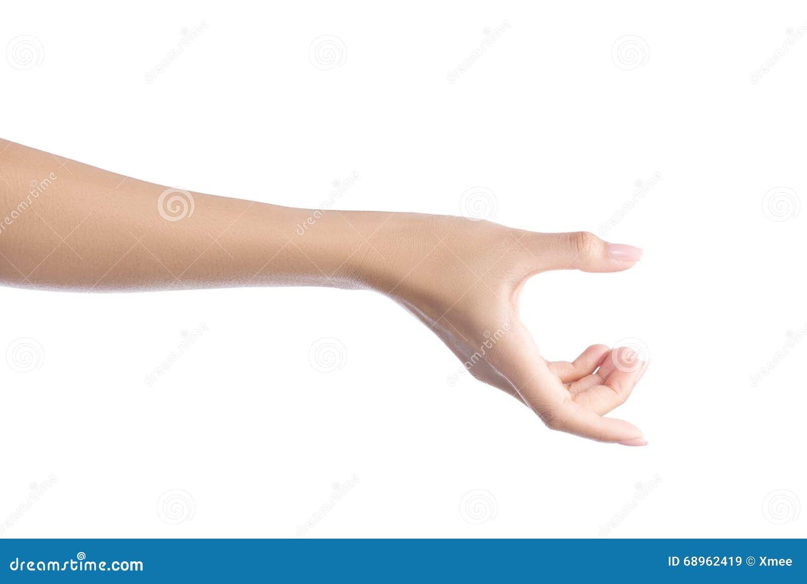 Αντικείμενο εκμετάλλευσης χεριών γυναικών