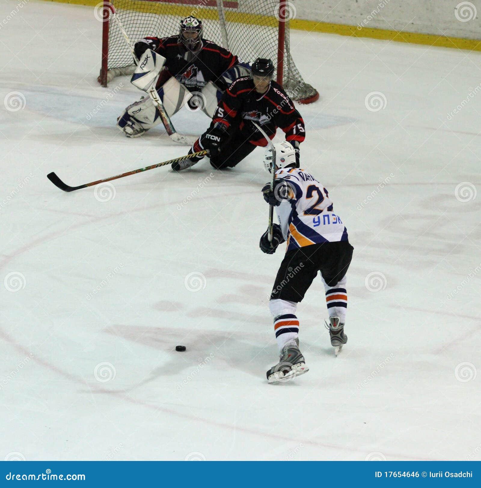 Αντιστοιχία χόκεϋ πάγου Donbass Kharkov-