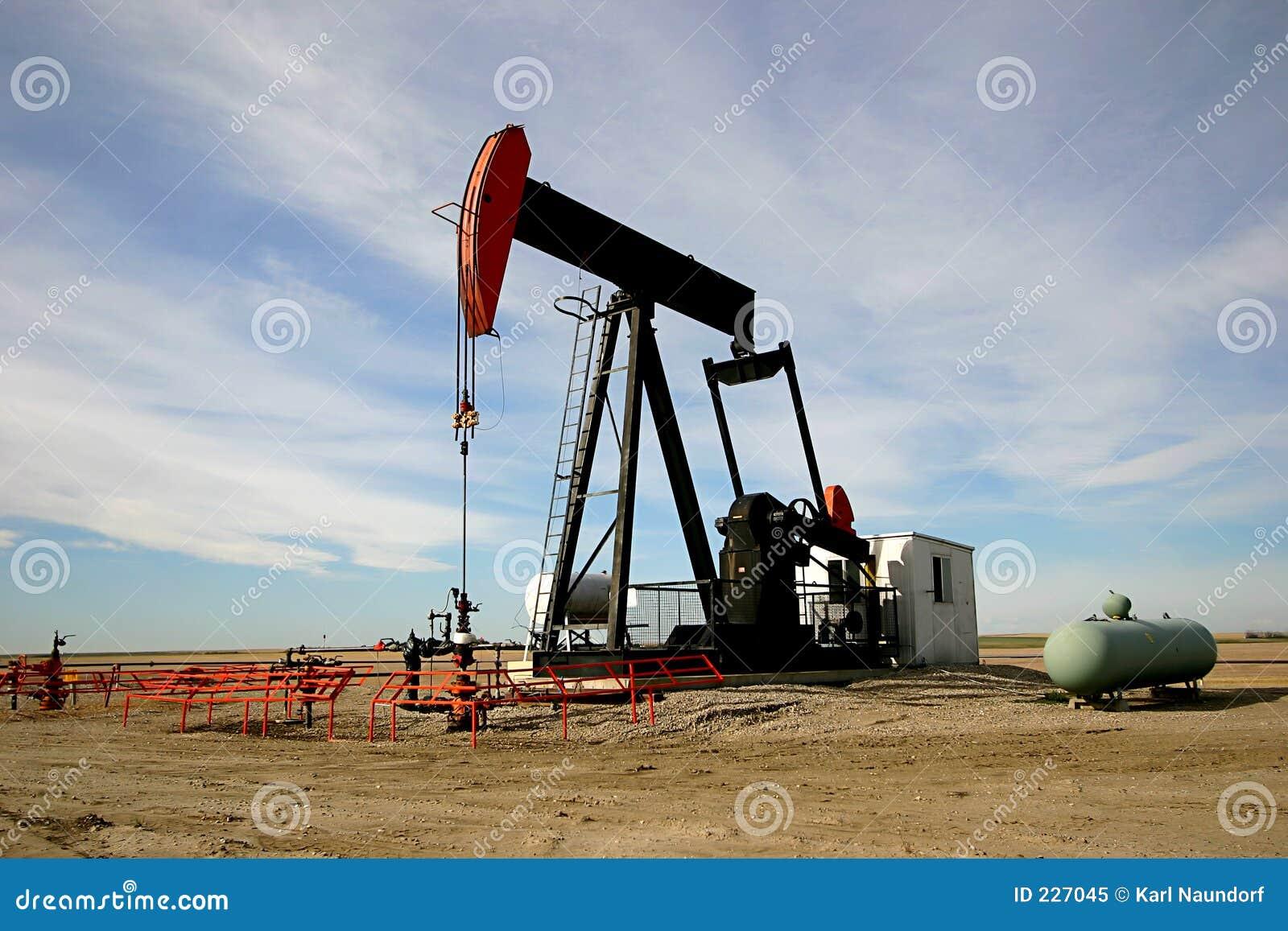 αντλία πετρελαίου γρύλων